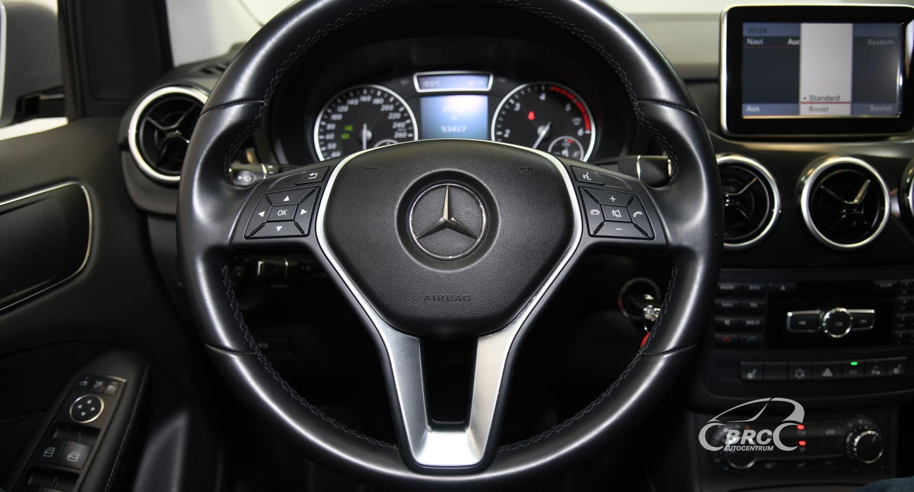 Mercedes-Benz B 200 CDI Automatas
