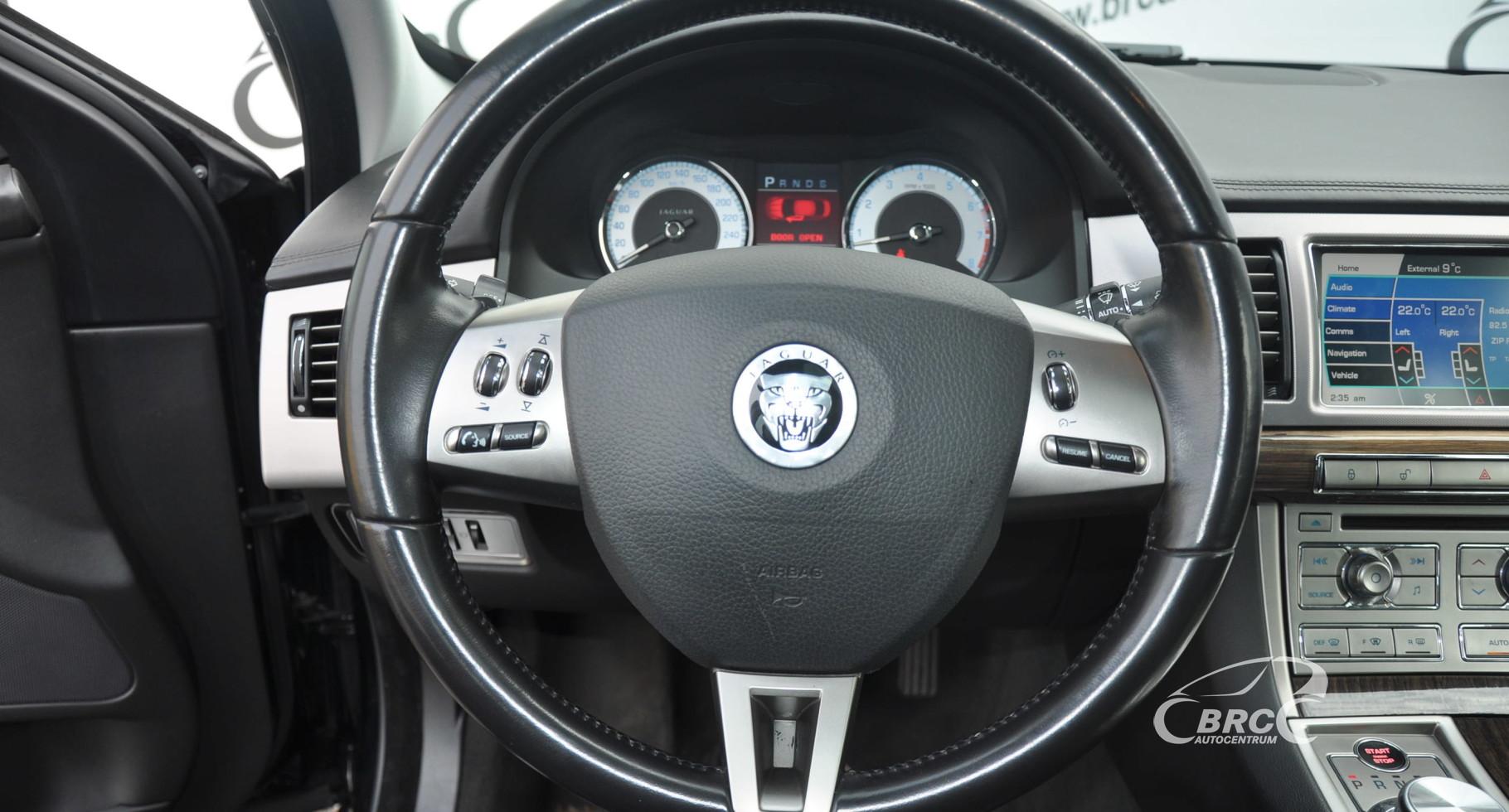 Jaguar XF 4.2 V8 Automatas