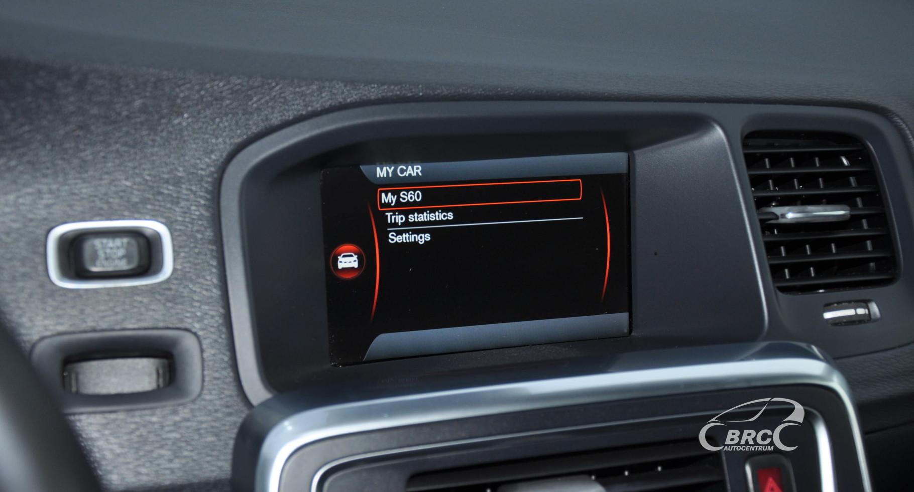 Volvo S60 3.0 T6 AWD Automatas