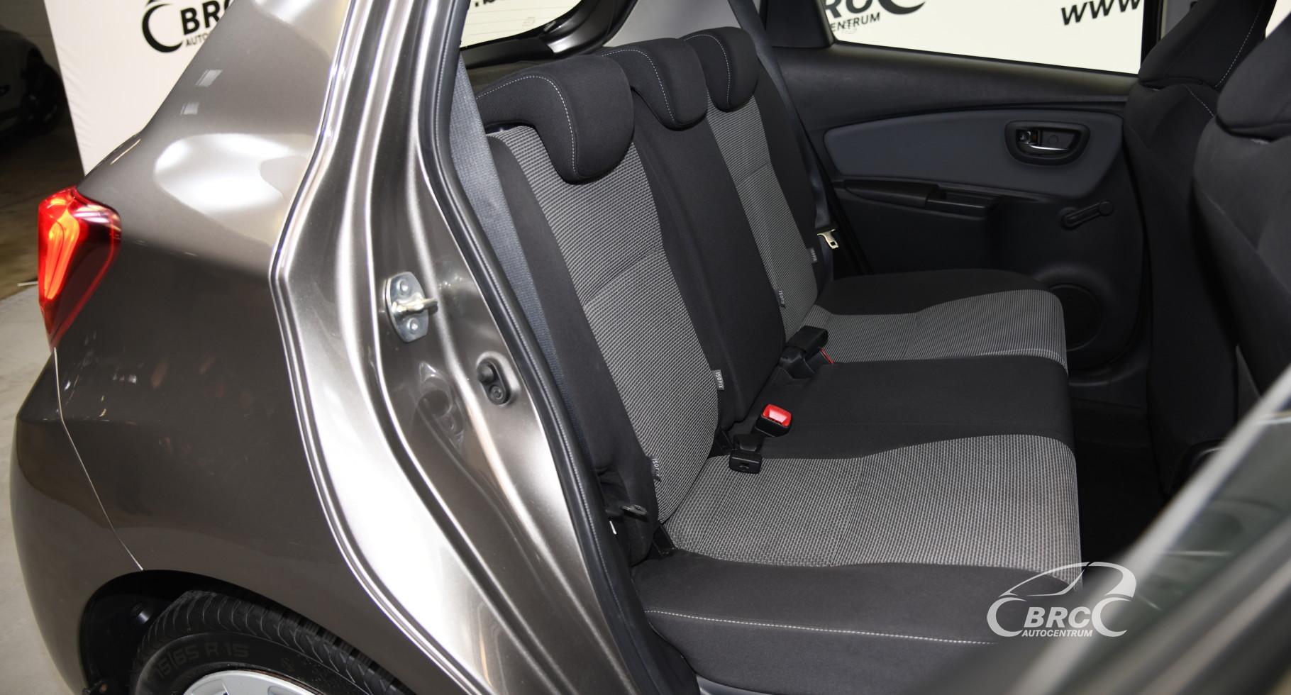 Toyota Yaris 1.5 Hybrid Automatas