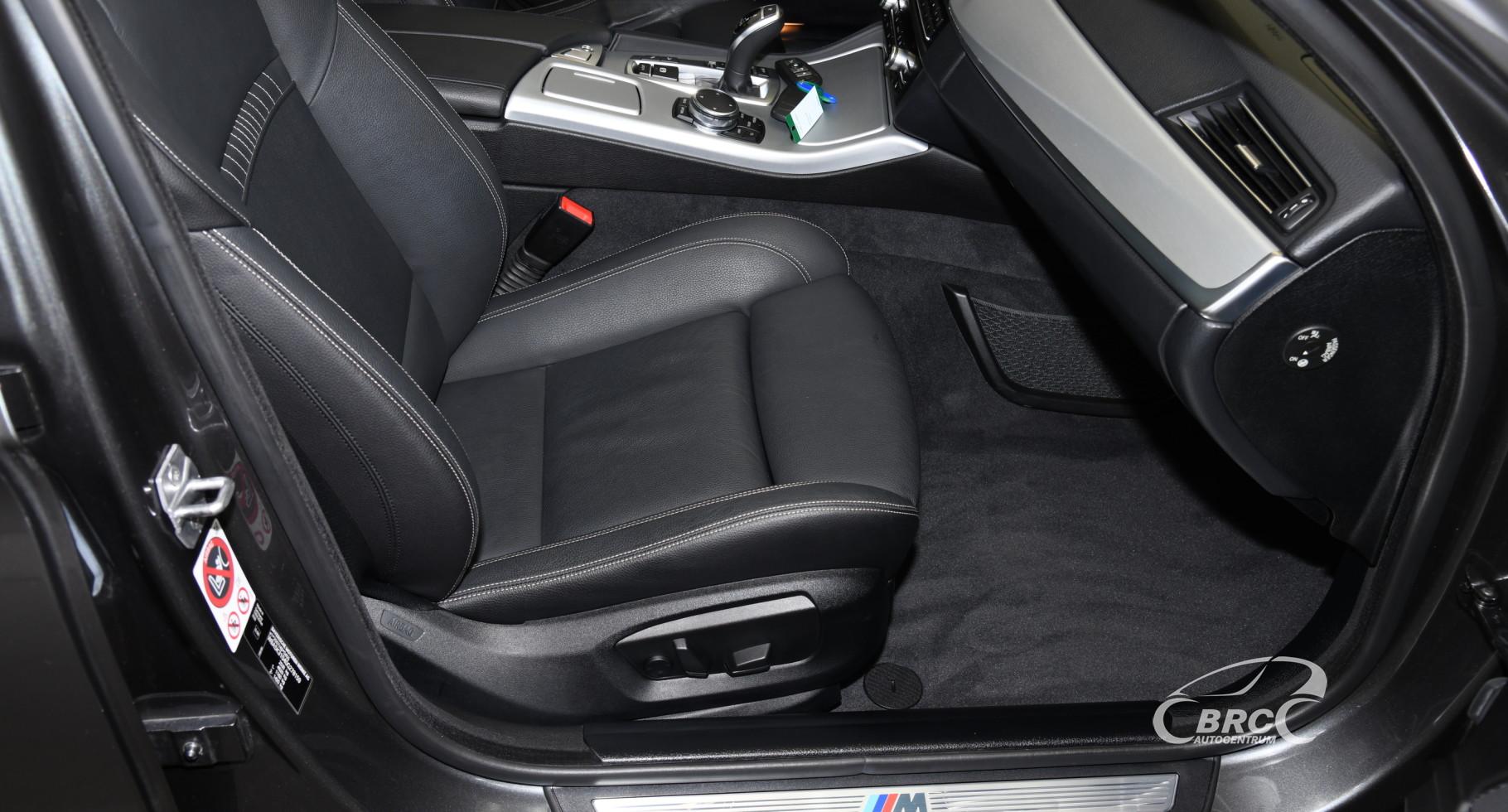 BMW 530 d xDrive Touring M-Pakett Automatas