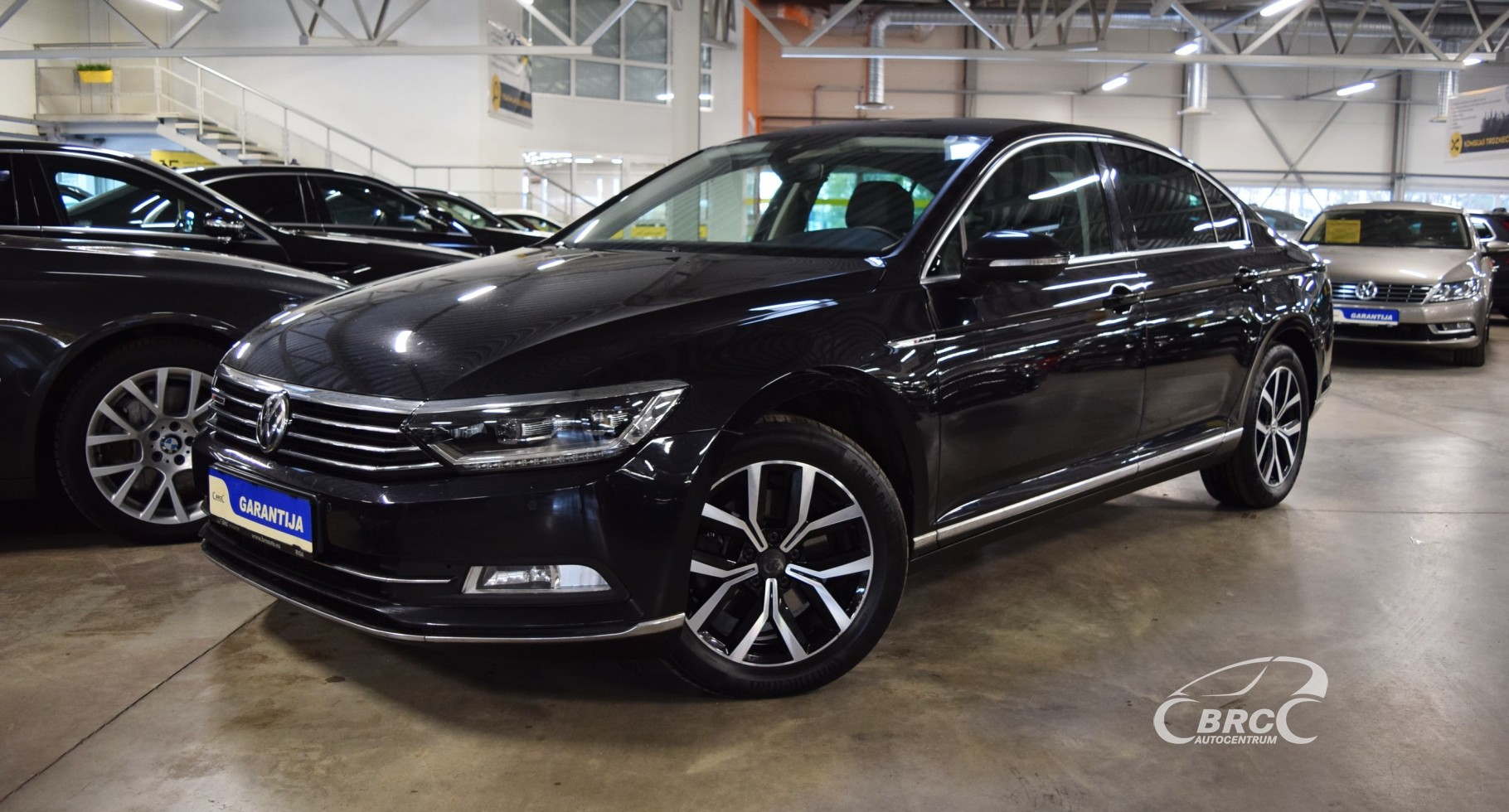 Volkswagen Passat Highline 4Motion DSG