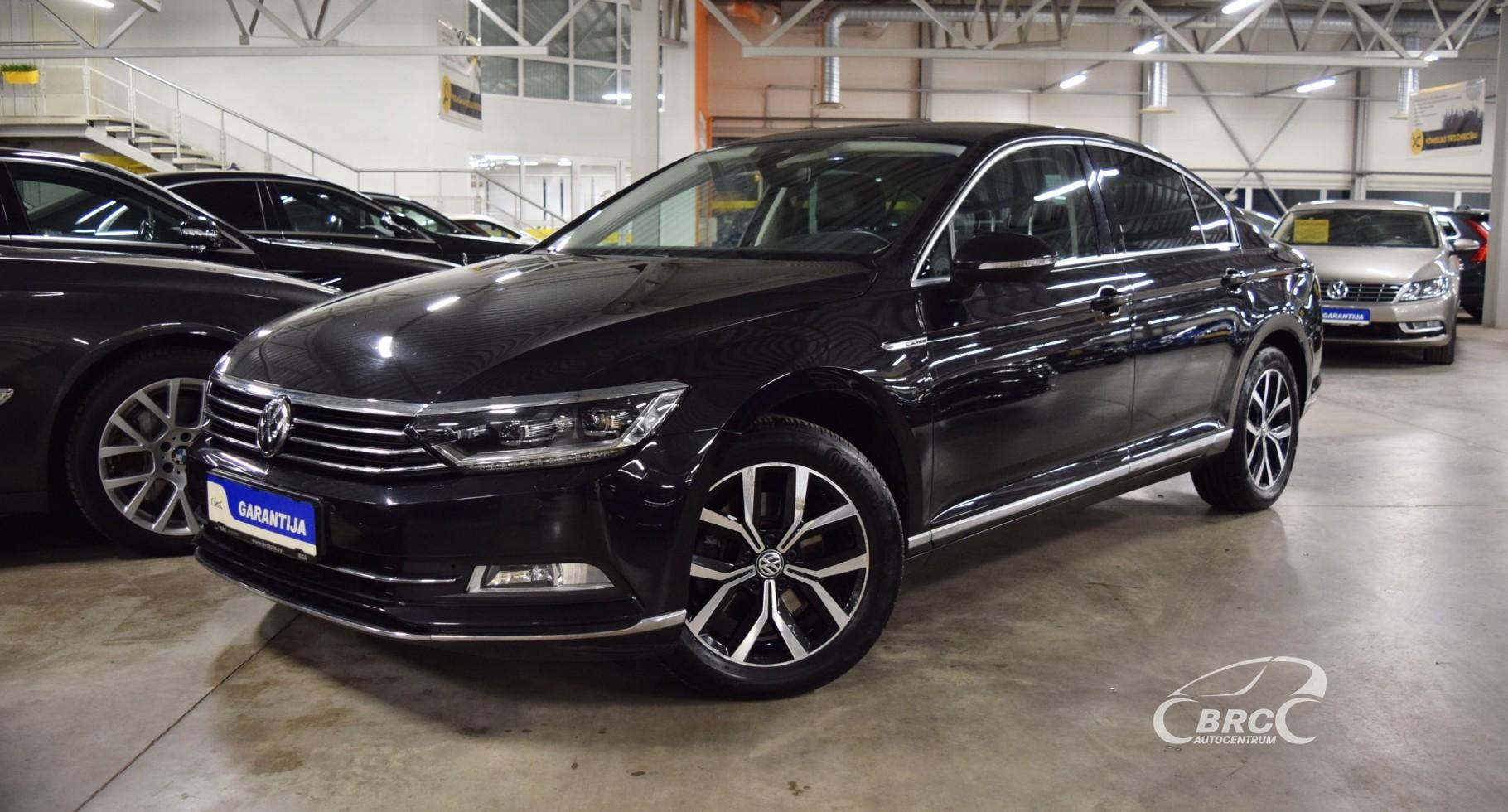Volkswagen Passat Highline 4Motion DSG