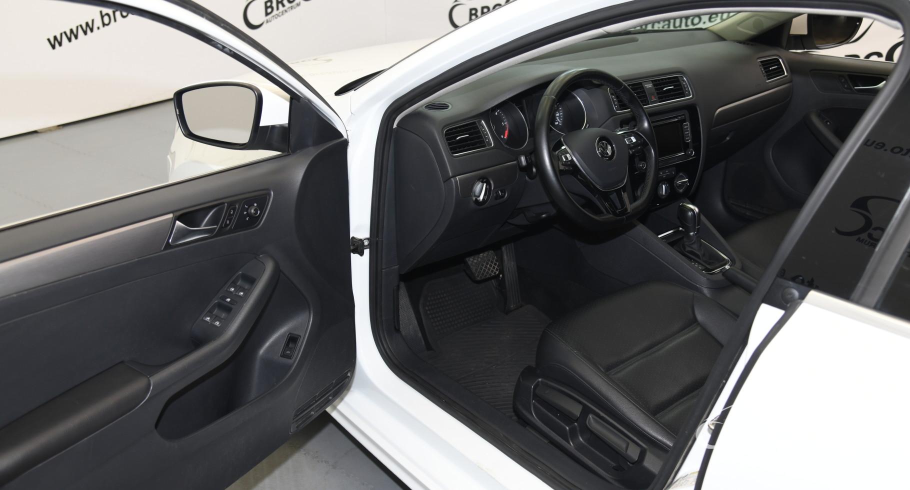 Volkswagen Jetta 2.0 TDI SE Automatas