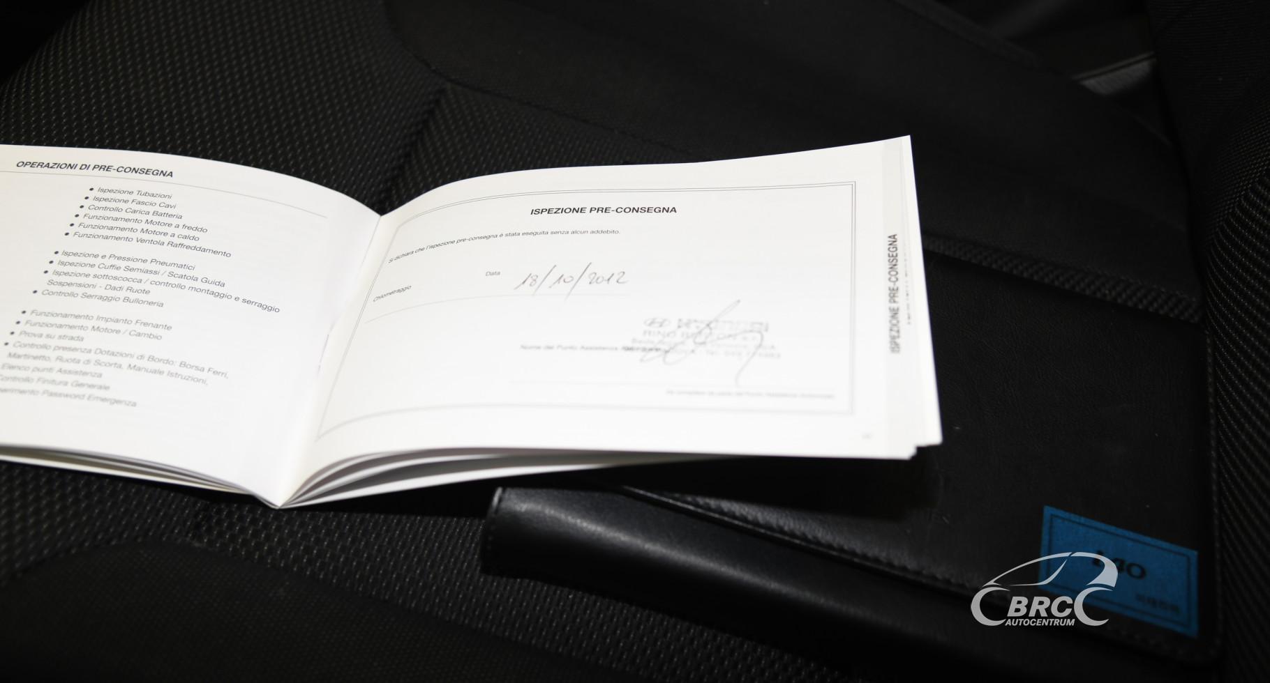 Hyundai i40 1.7 CRDi SW Automatas