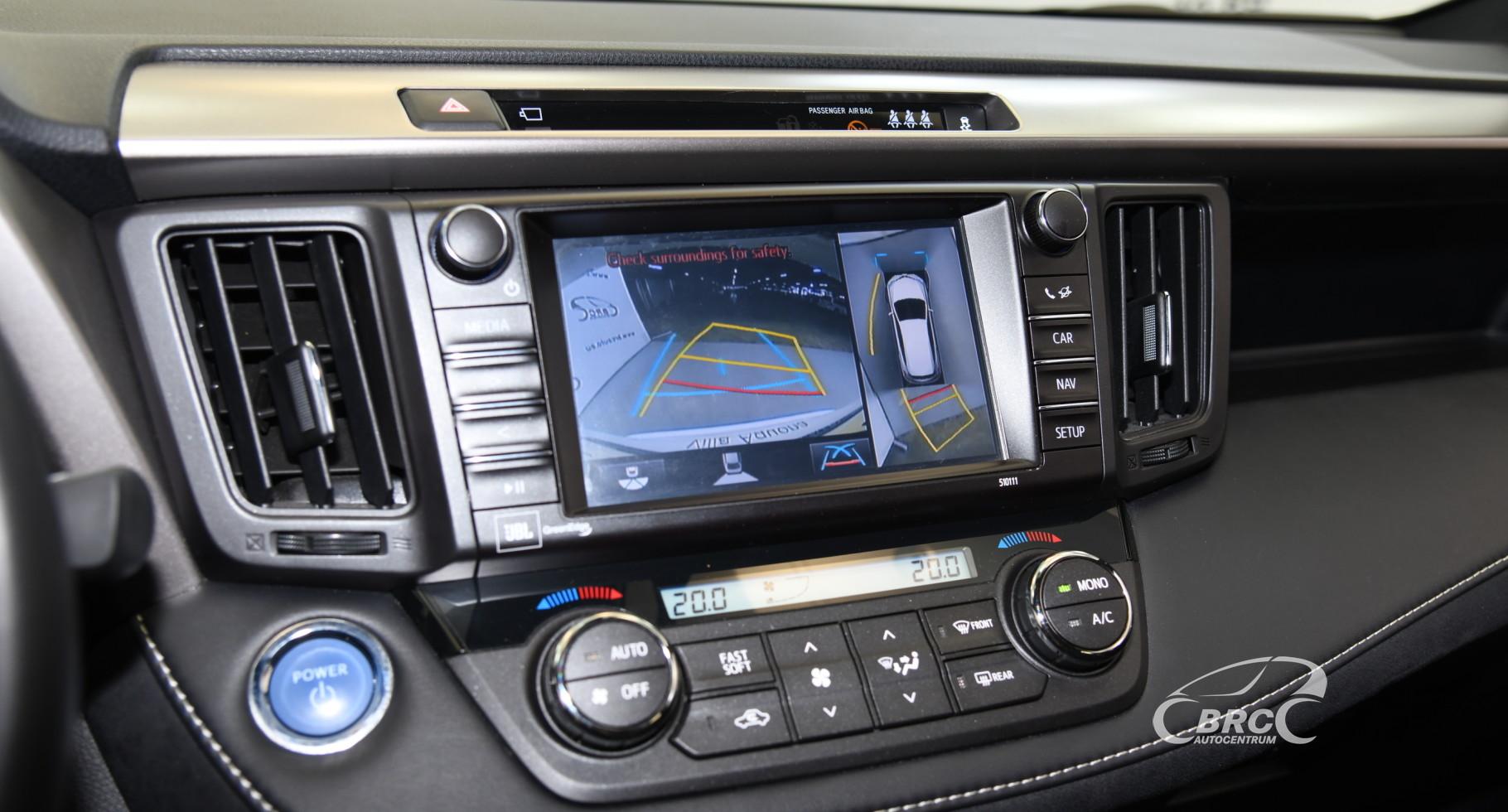 Toyota RAV 4 Hybrid 2.5 HSD Style 4WD