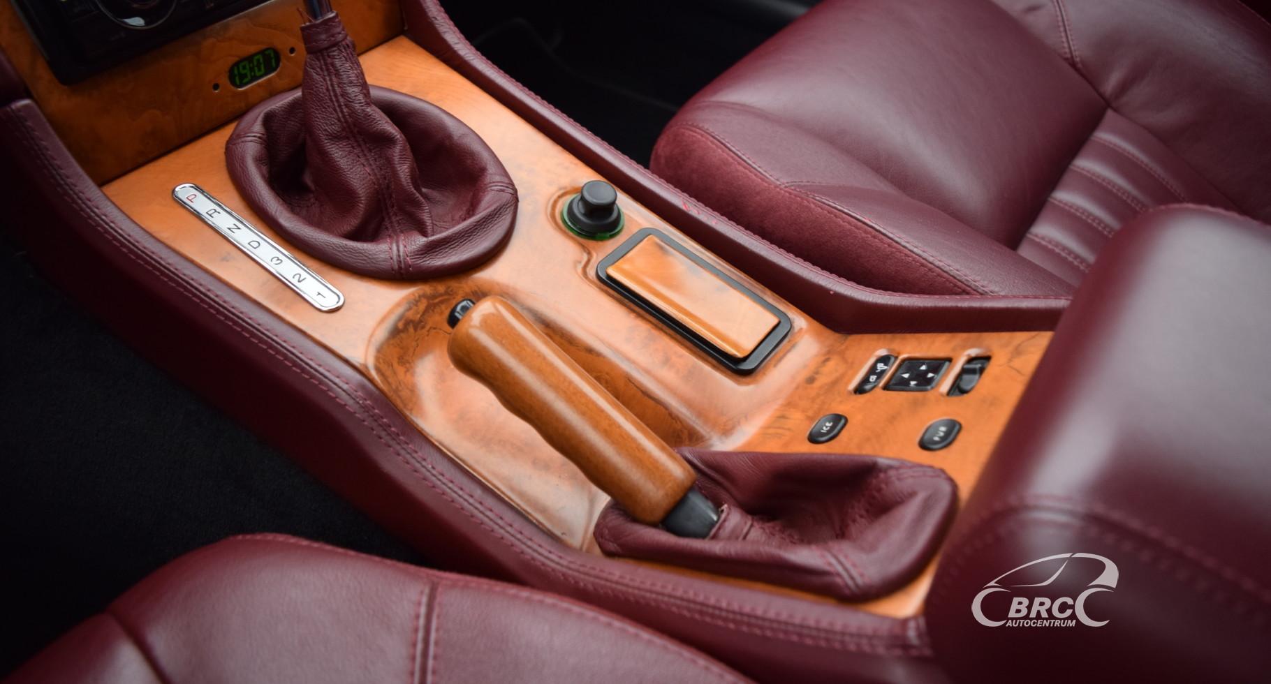 Maserati Quattroporte V6 Evoluzione