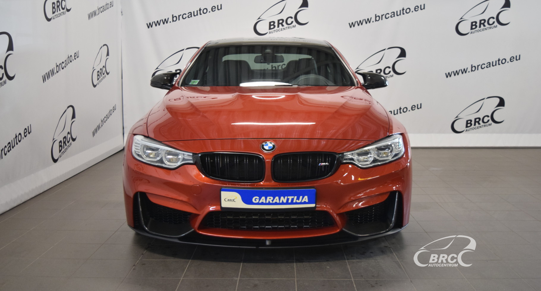 BMW M4 BMW Performance BodyKit