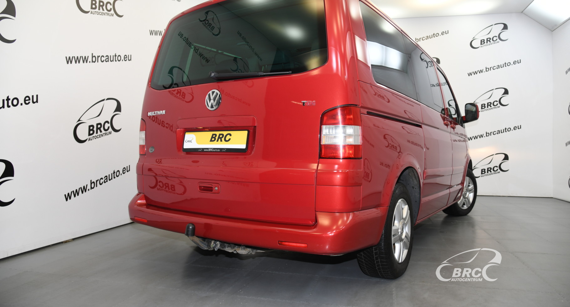 Volkswagen Multivan 2.5 TDI Highline