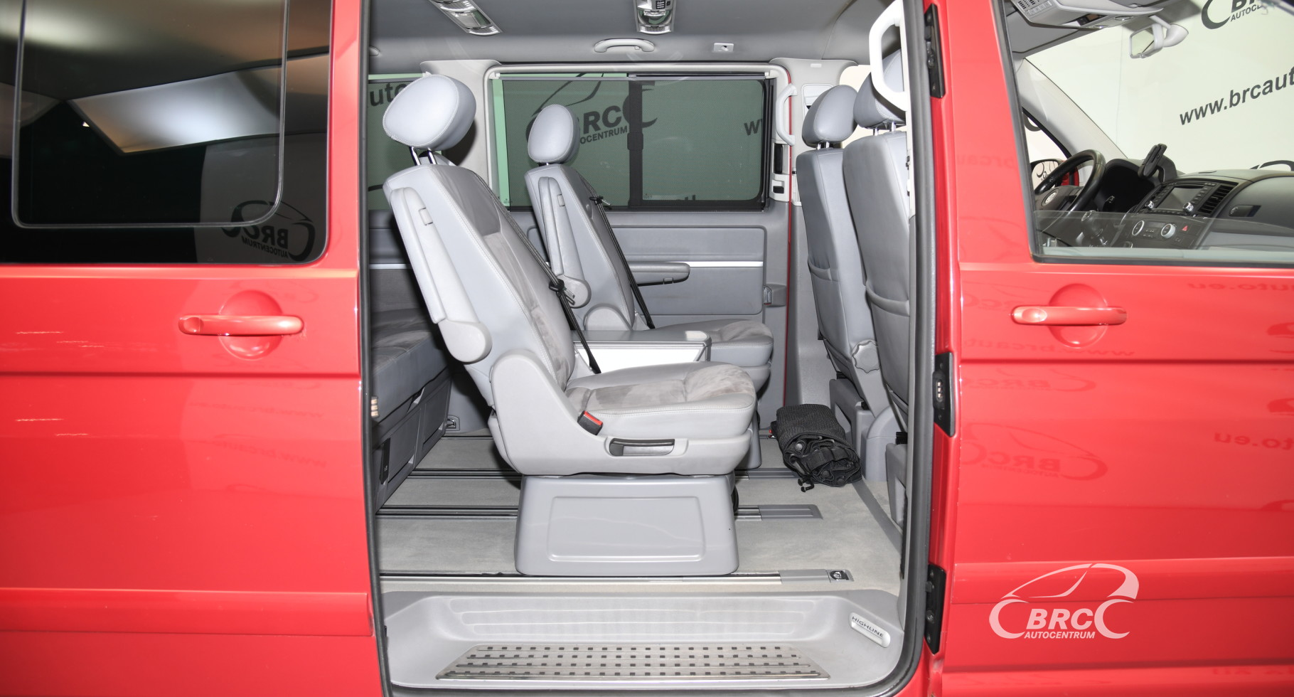 Volkswagen Multivan 2.5 TDI Highline
