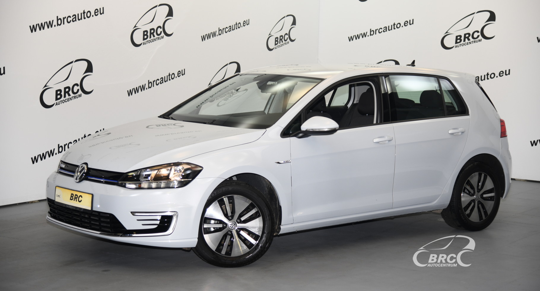 Volkswagen Golf Electric Automatas