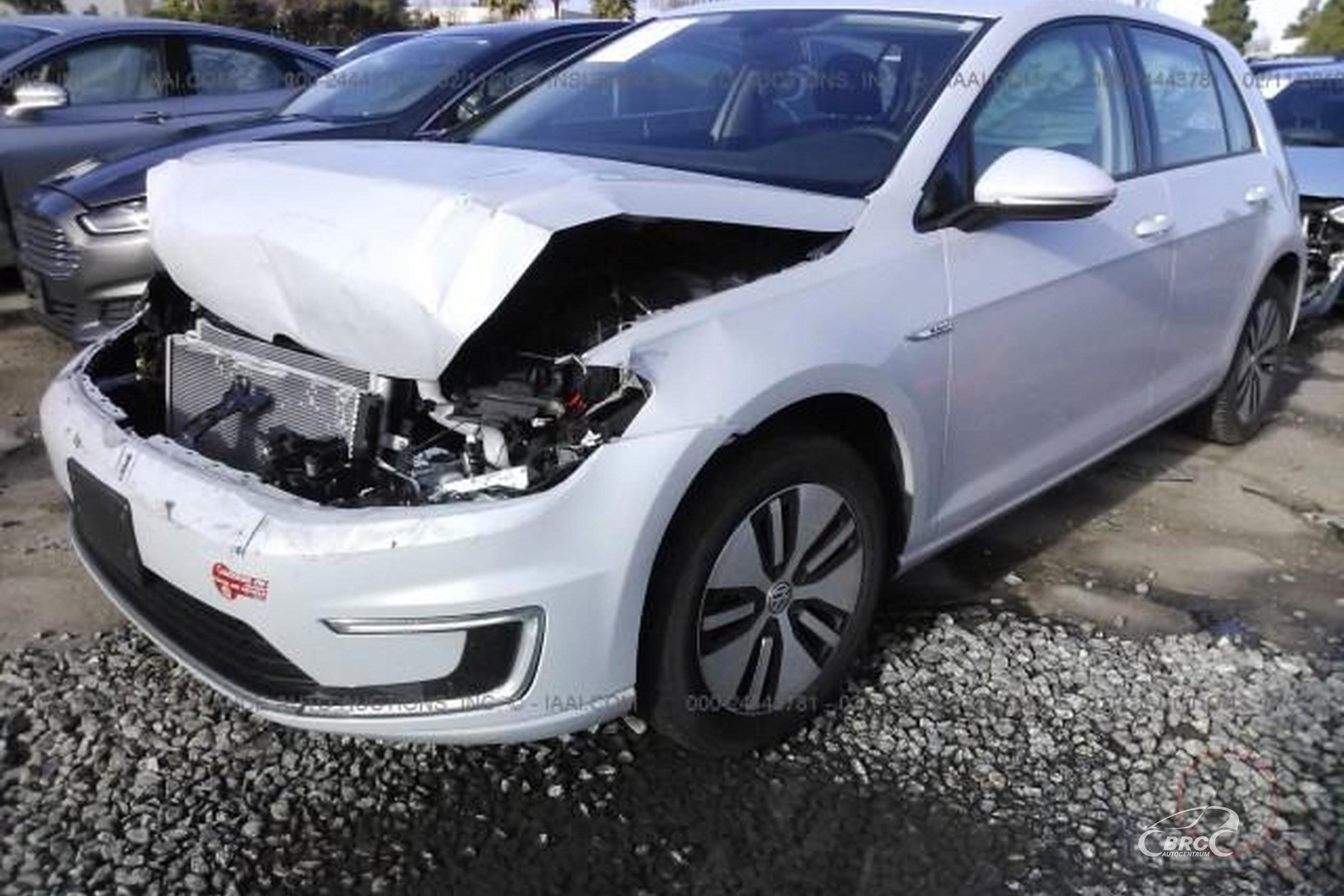 Volkswagen Golf Electric Automatas