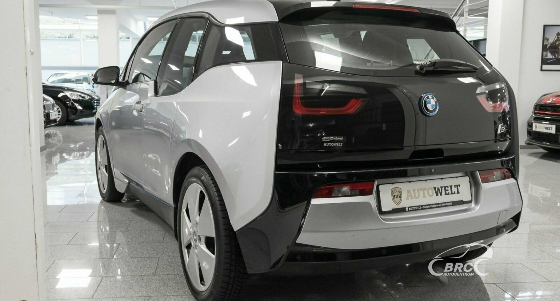 BMW i3 Automatas