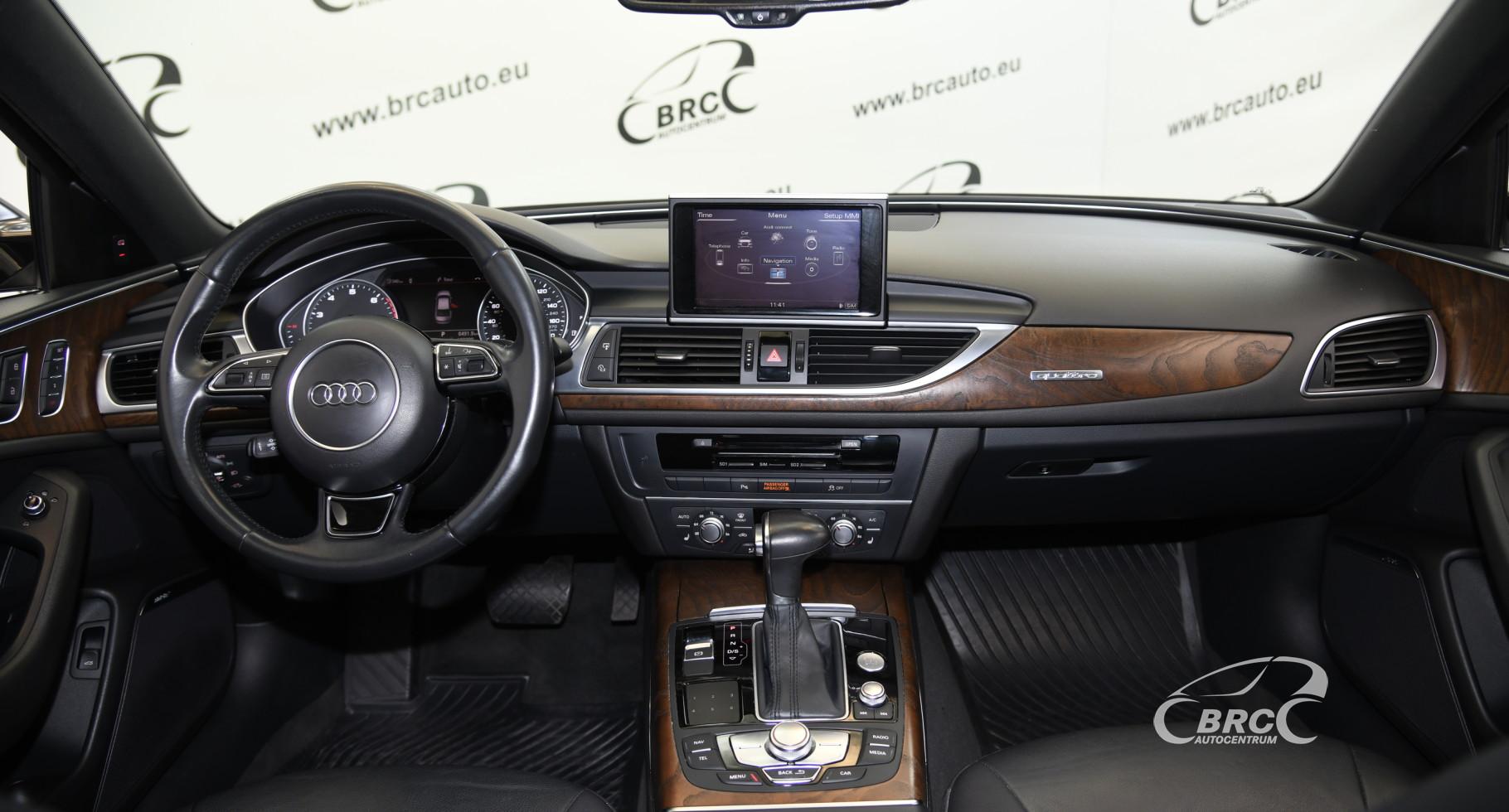 Audi A6 2.0 TFSI Quattro Automatas