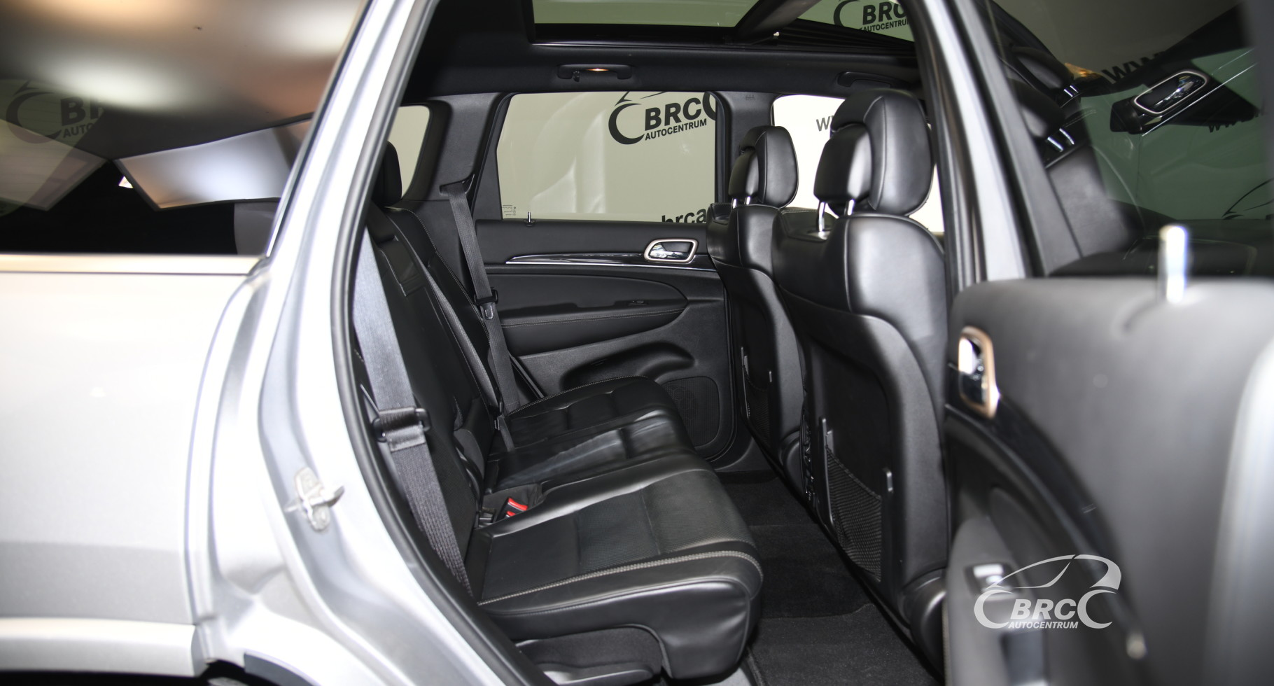 Jeep Grand Cherokee Overland 3.0 4x4 EcoDiesel Automatas