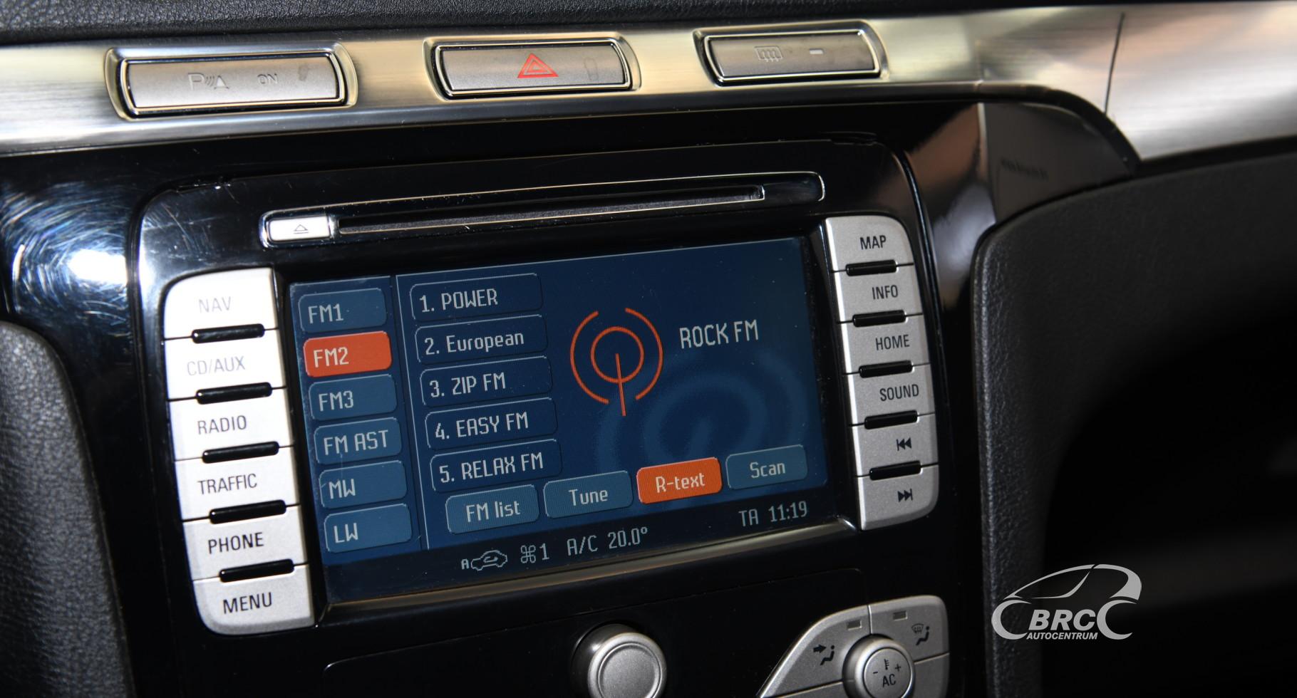 Ford Galaxy 2.0 TDCi Automatas