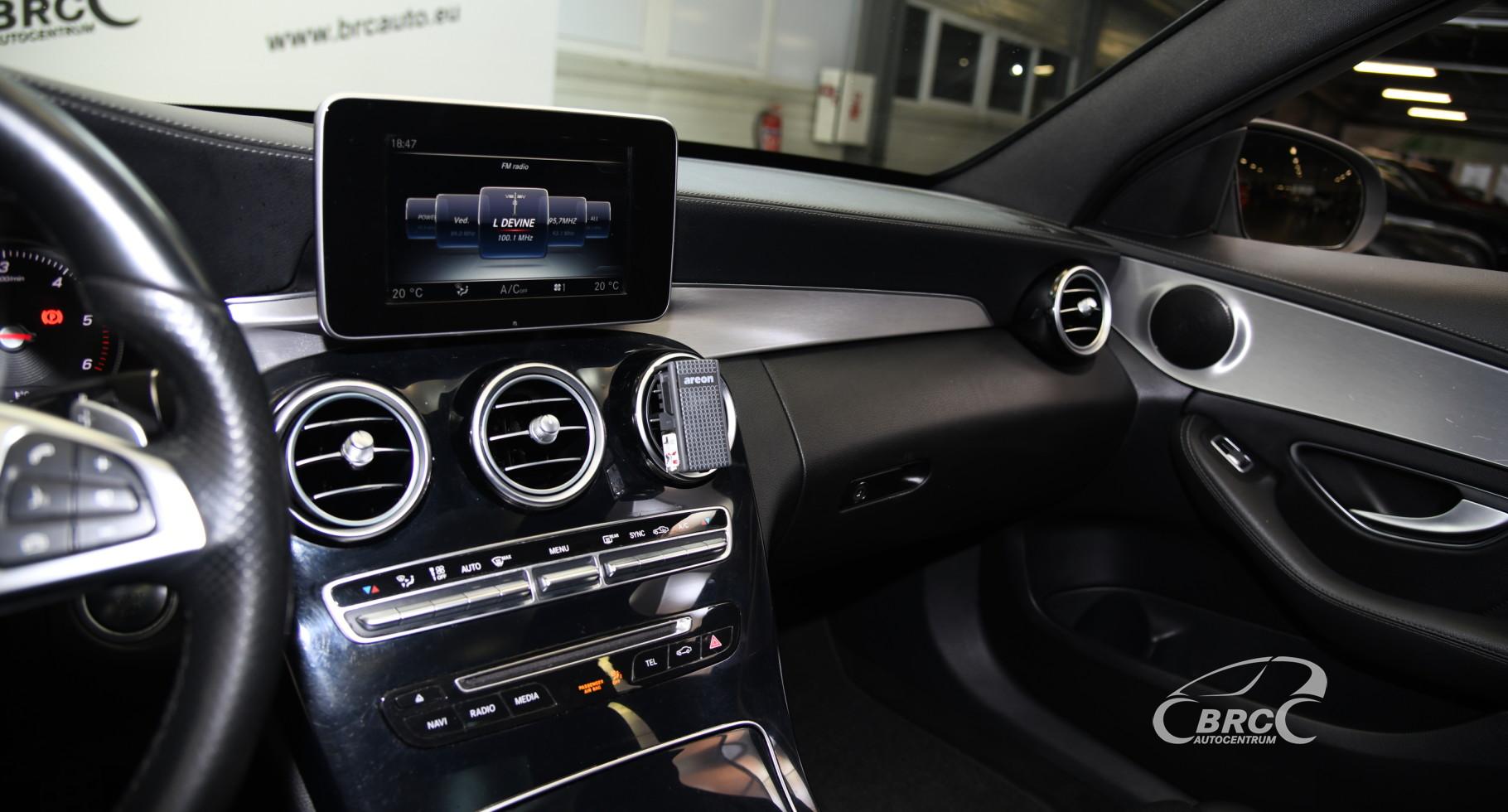 Mercedes-Benz C 200 AMG design BLUETEC Automatas