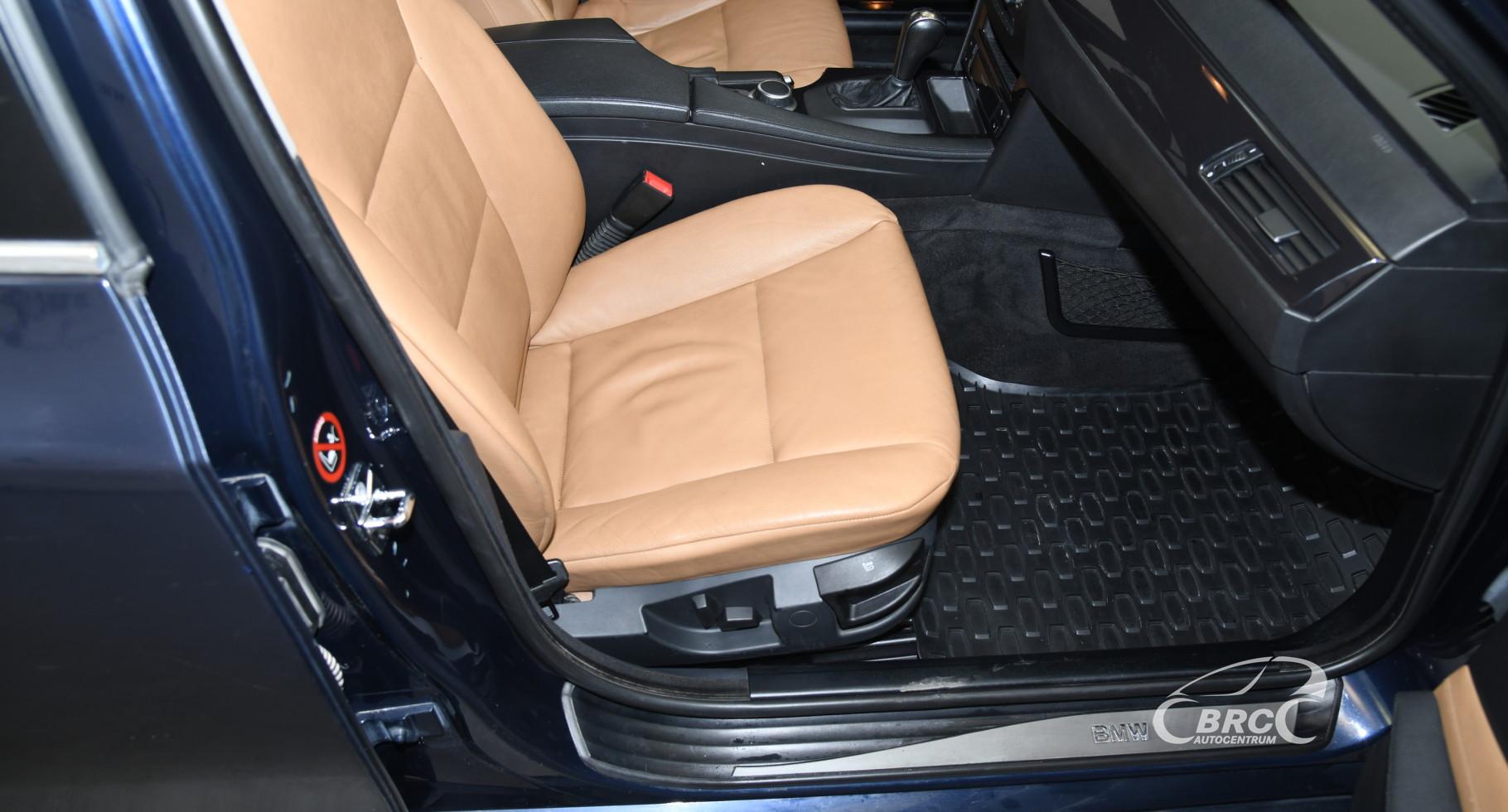 BMW 520 d Automatas