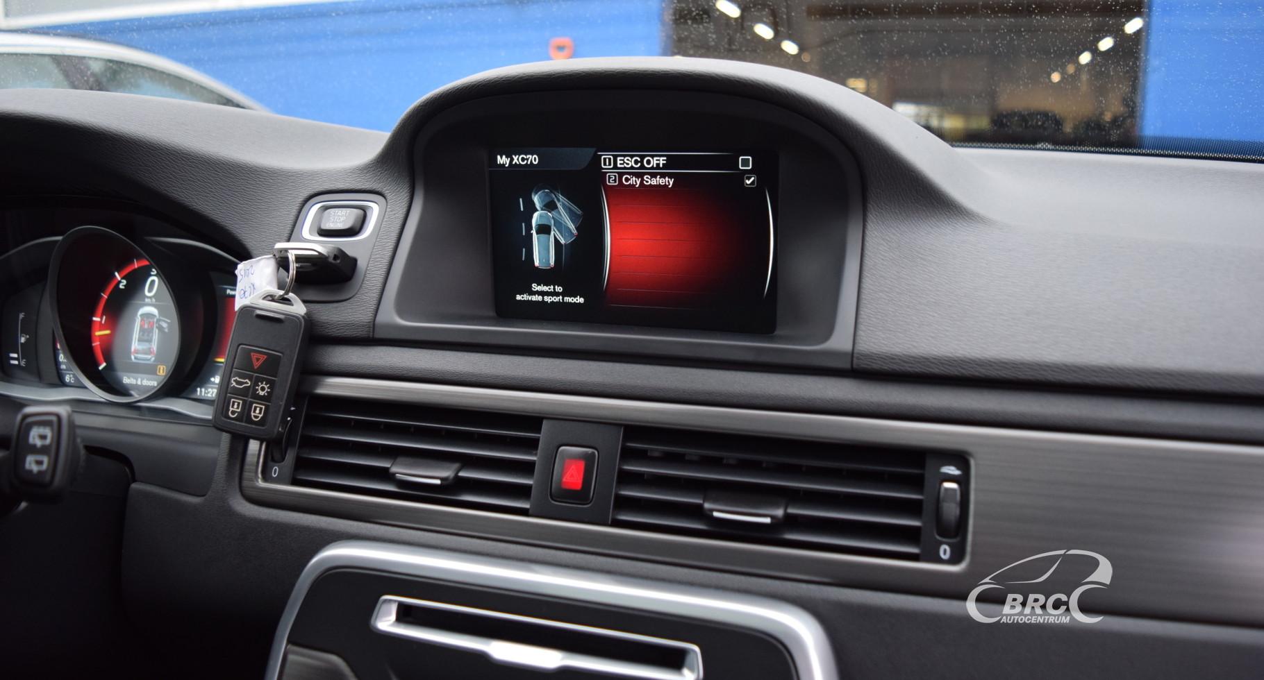 Volvo XC 70 Inscription D5 AWD Momentum