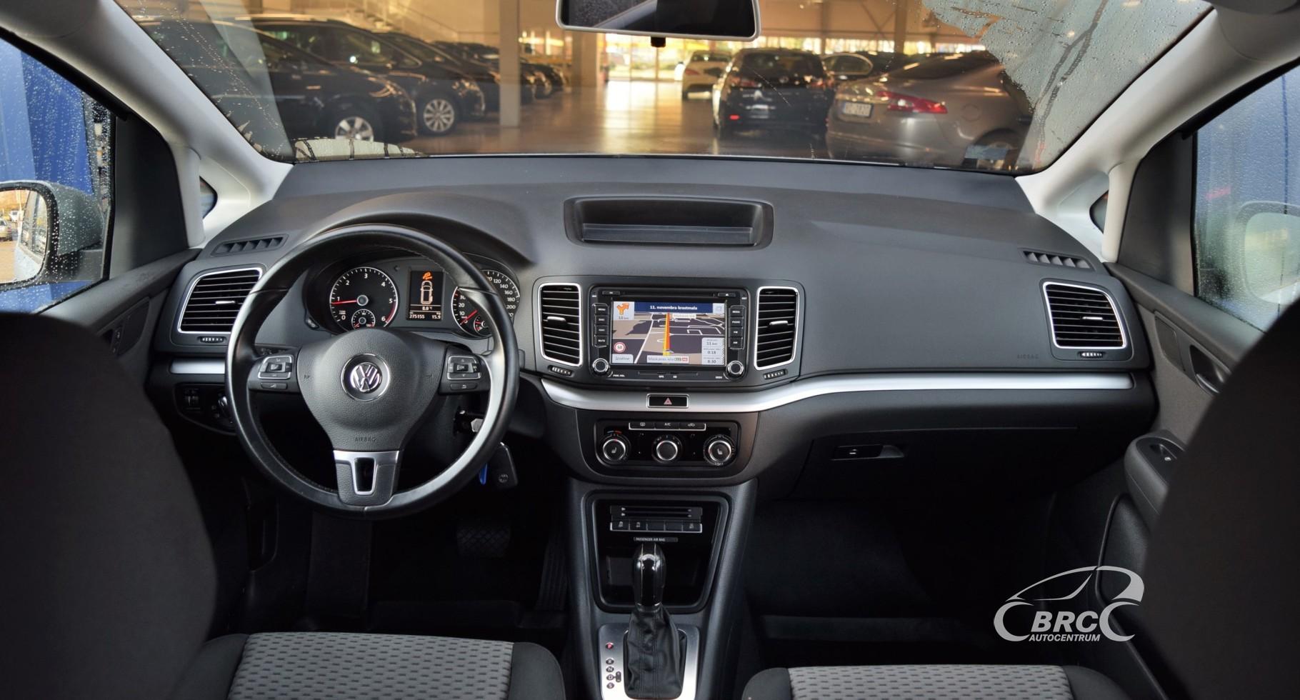 Volkswagen Sharan A/T