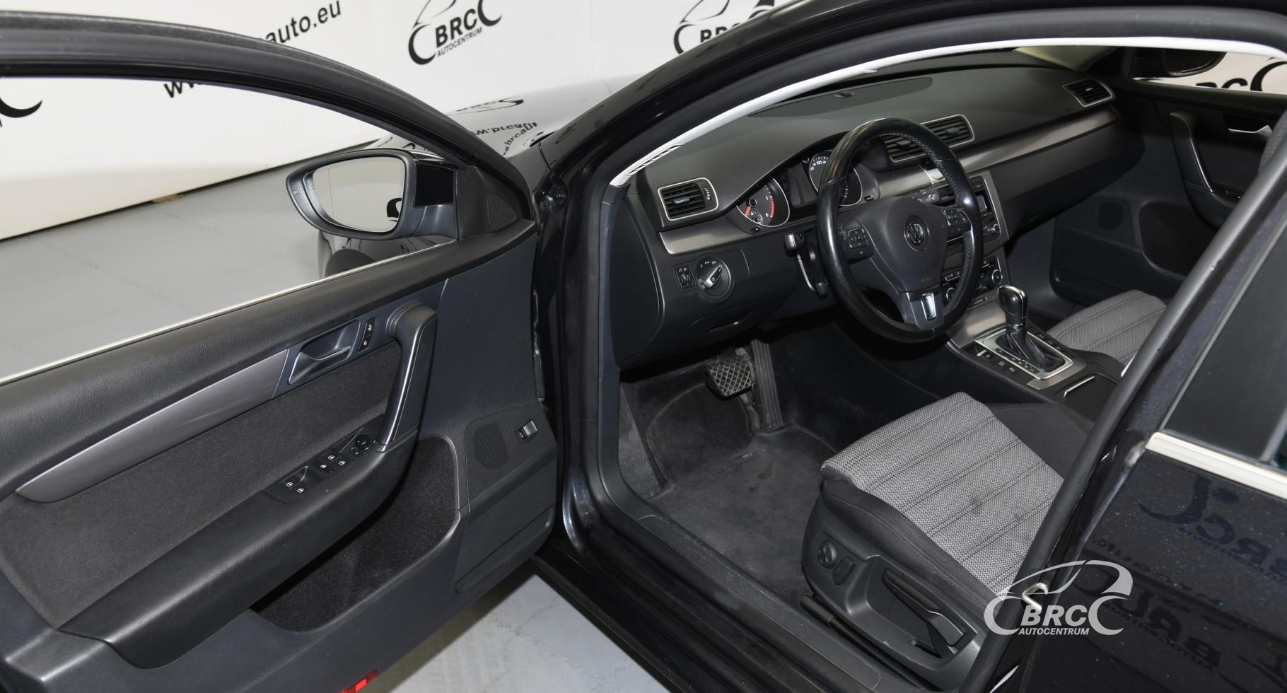Volkswagen Passat 2.0 TDI Automatas