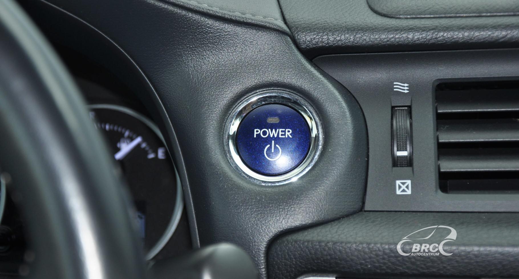 Lexus CT 200H 1.8 Hybrid Automatas