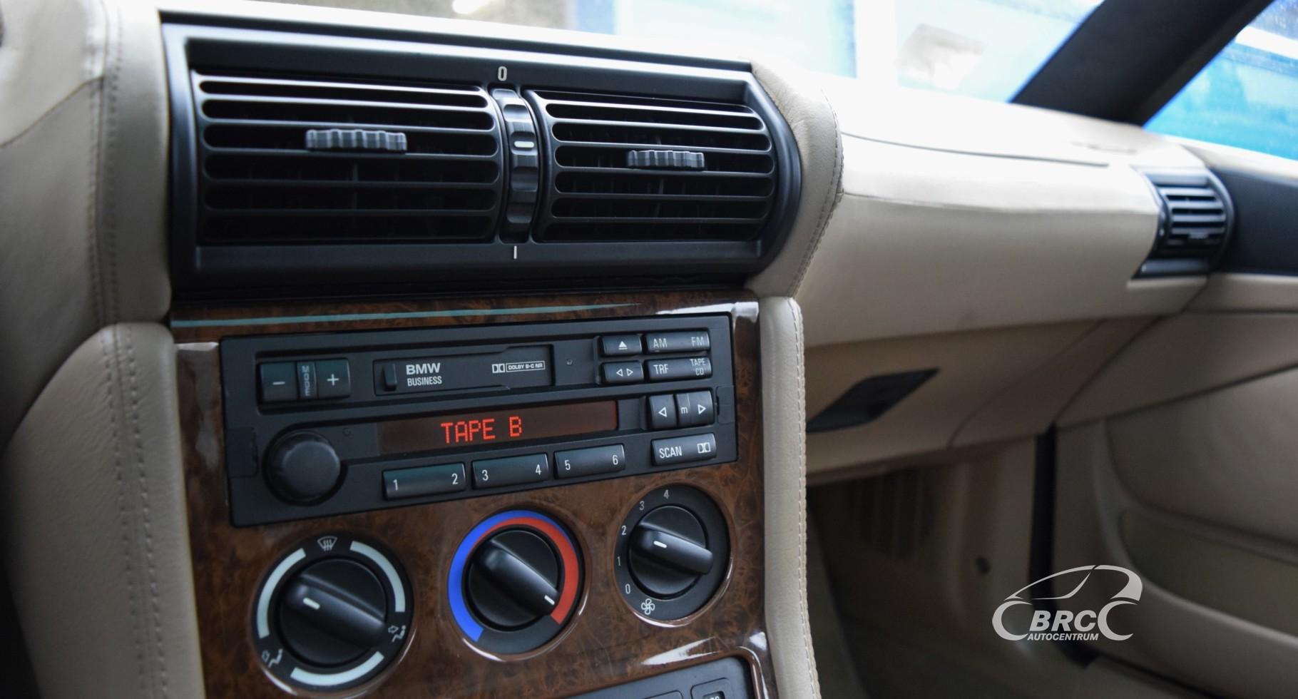 BMW Z3 Coupe 2.8i