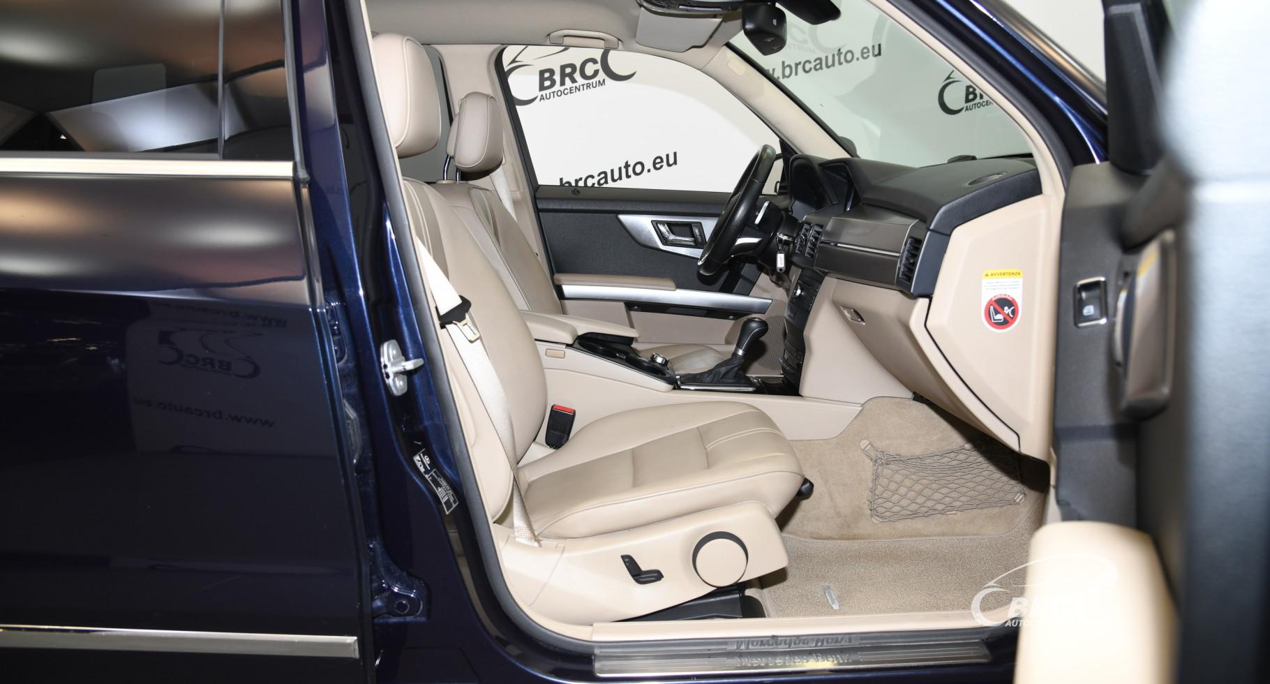 Mercedes-Benz GLK 320 CDI 4Matic Automatas