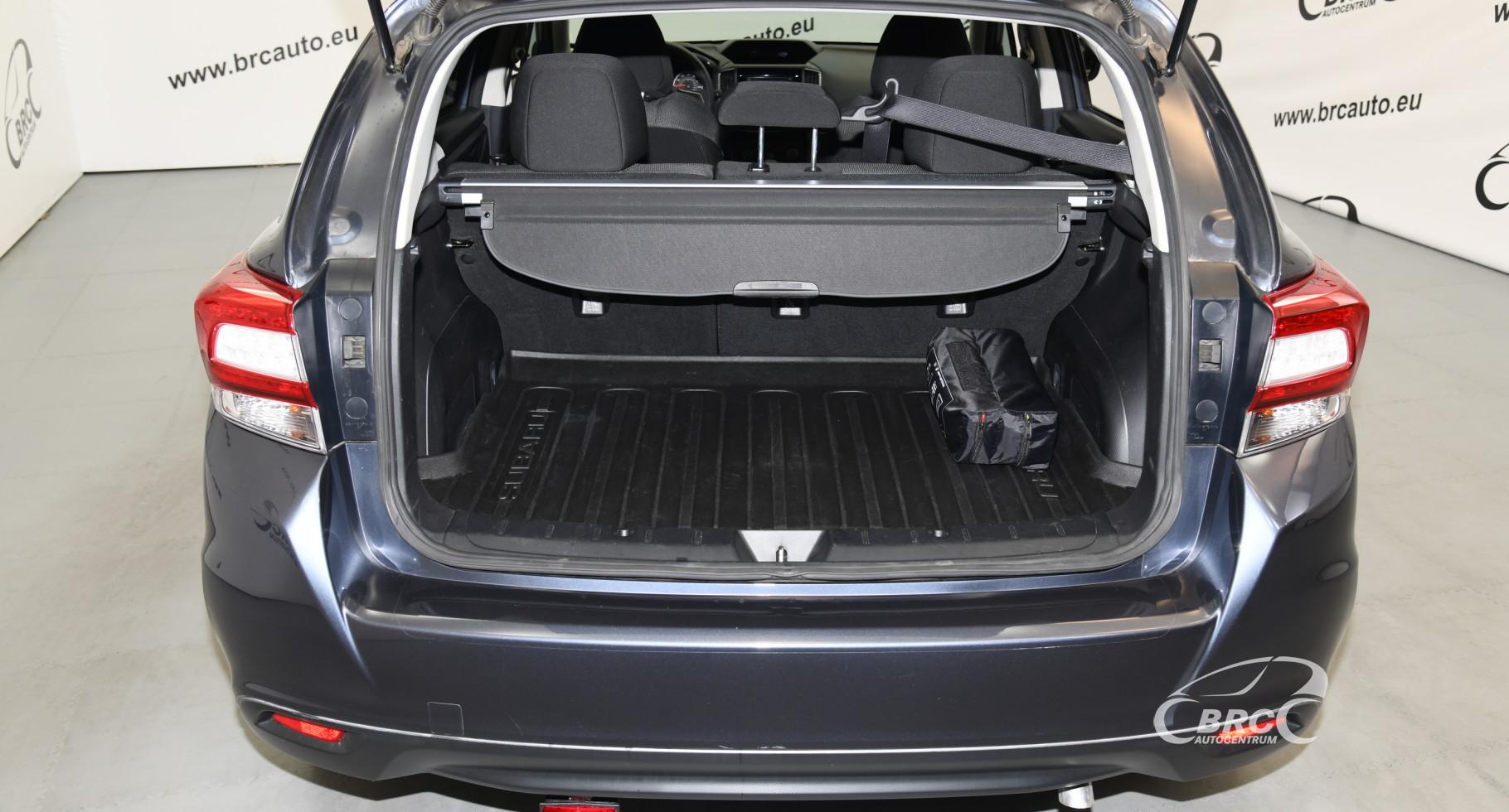 Subaru Impreza 2.0i PZE AWD Automatas