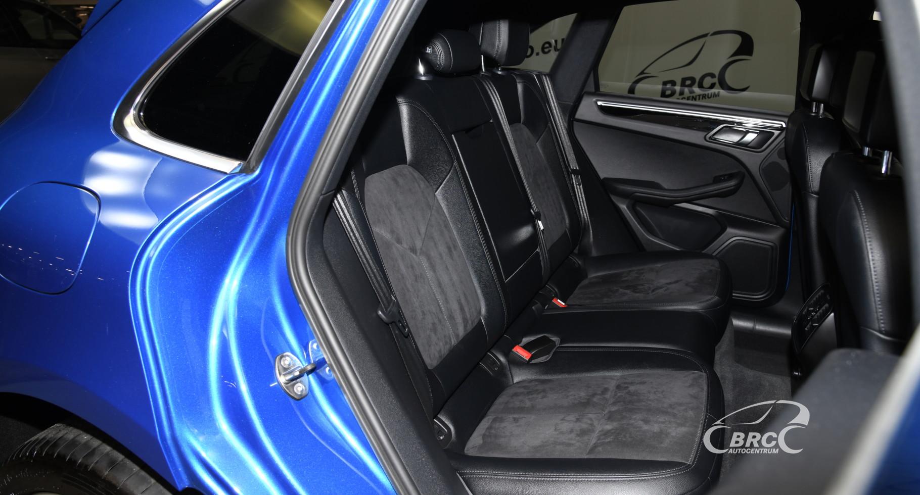 Porsche Macan S Diesel PDK Automatas
