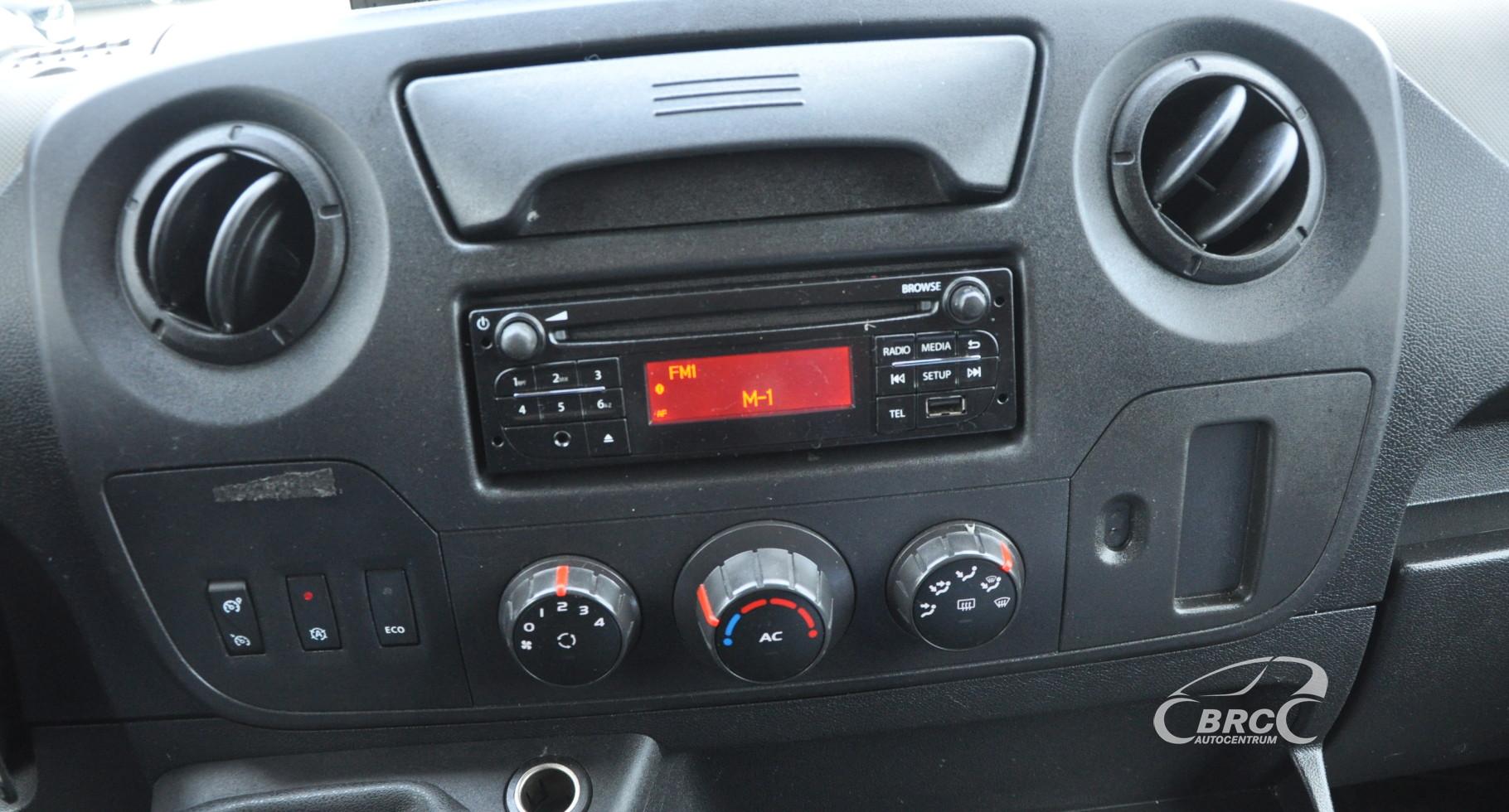 Renault Master  2.2 dci 165