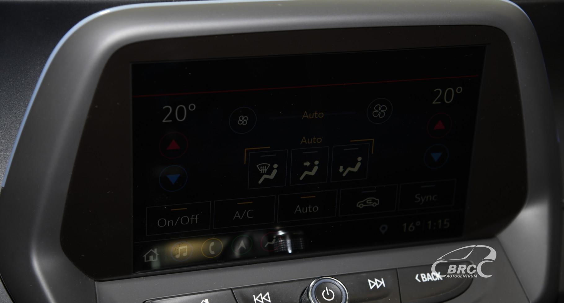 Chevrolet Camaro 6.2 V8 SS Automatas