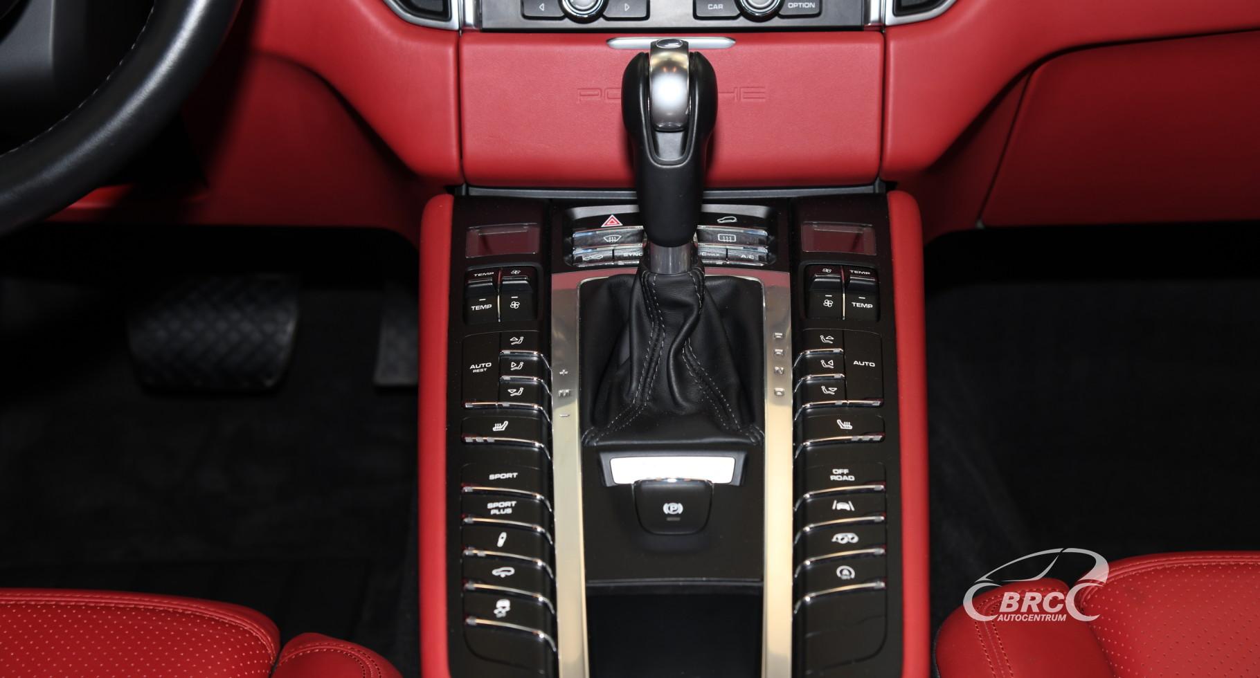 Porsche Macan S Diesel Automatas