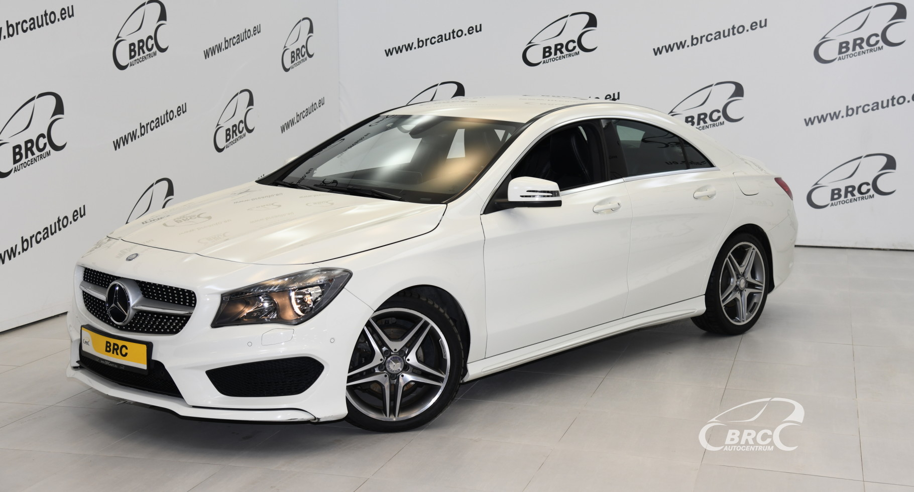 Mercedes-Benz CLA 200 d AMG design 4MATIC Automatas