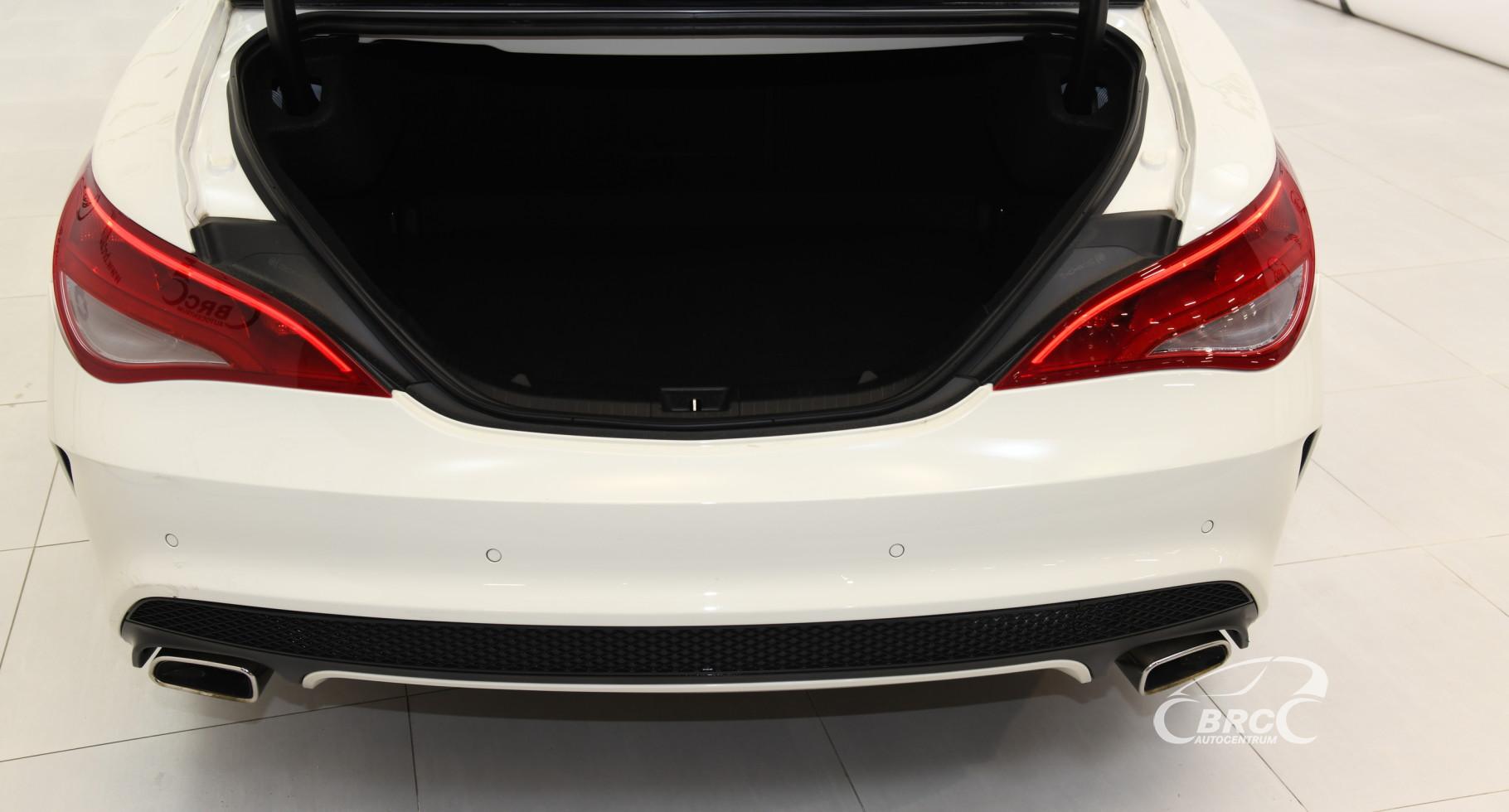 Mercedes-Benz CLA 200 d AMG design 4MATIC Automatas
