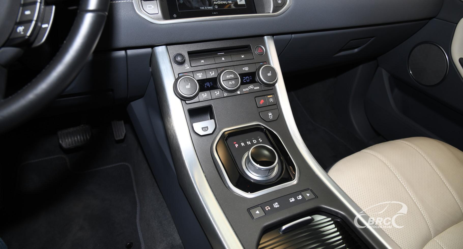 Land-Rover Range Rover Evoque Automatas