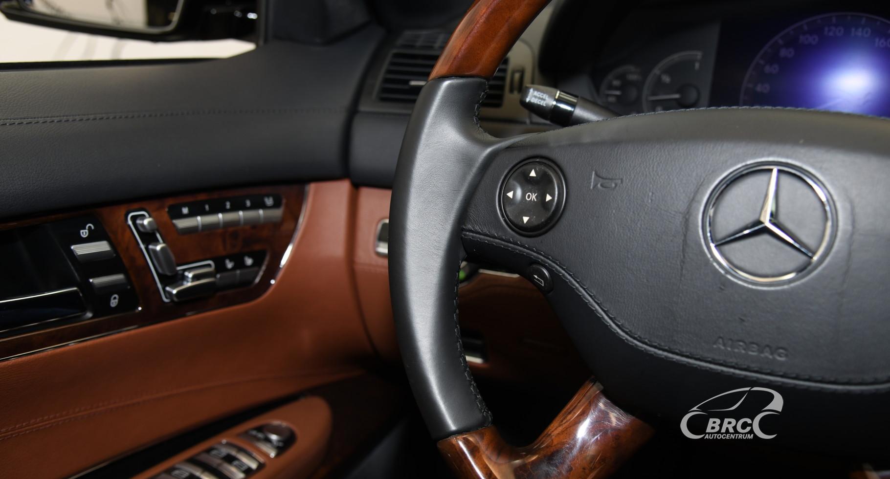 Mercedes-Benz CL 550 Automatas