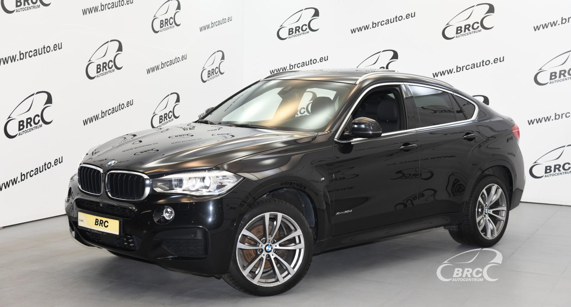 BMW X6 xDrive 30d M-packet Automatas