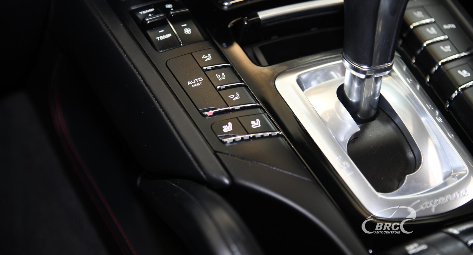 Porsche Cayenne S 4.2D V8 Automatas