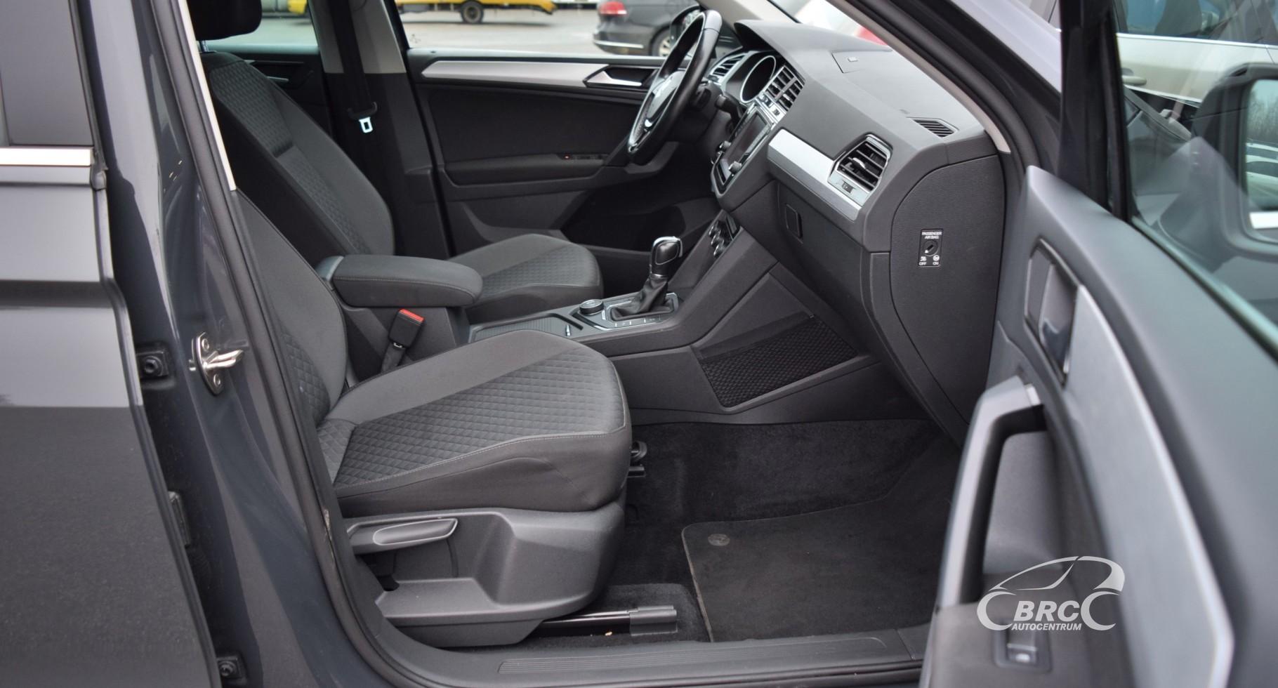 Volkswagen Tiguan TDi 4Motion DSG