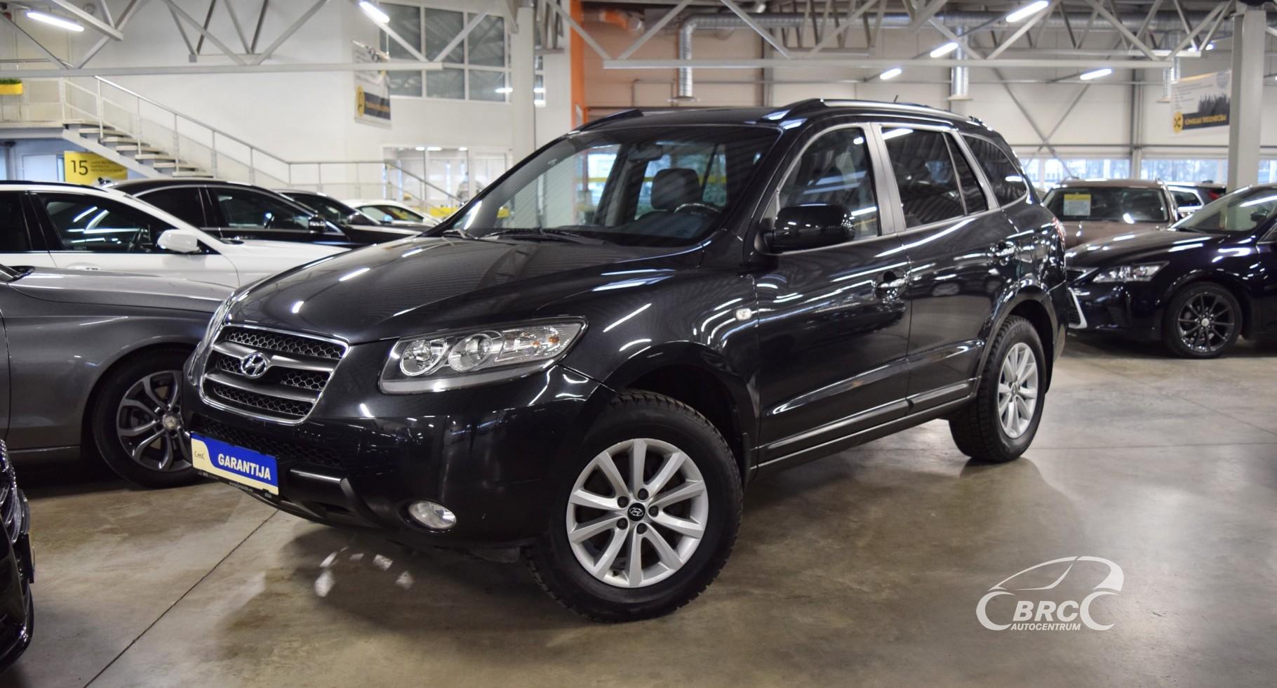 Hyundai Santa Fe CRDI