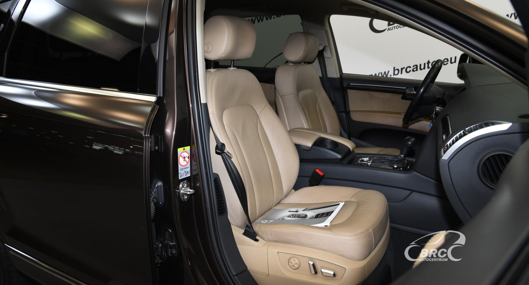 Audi Q7 4.2 TDI Quattro 7-Seats Automatas