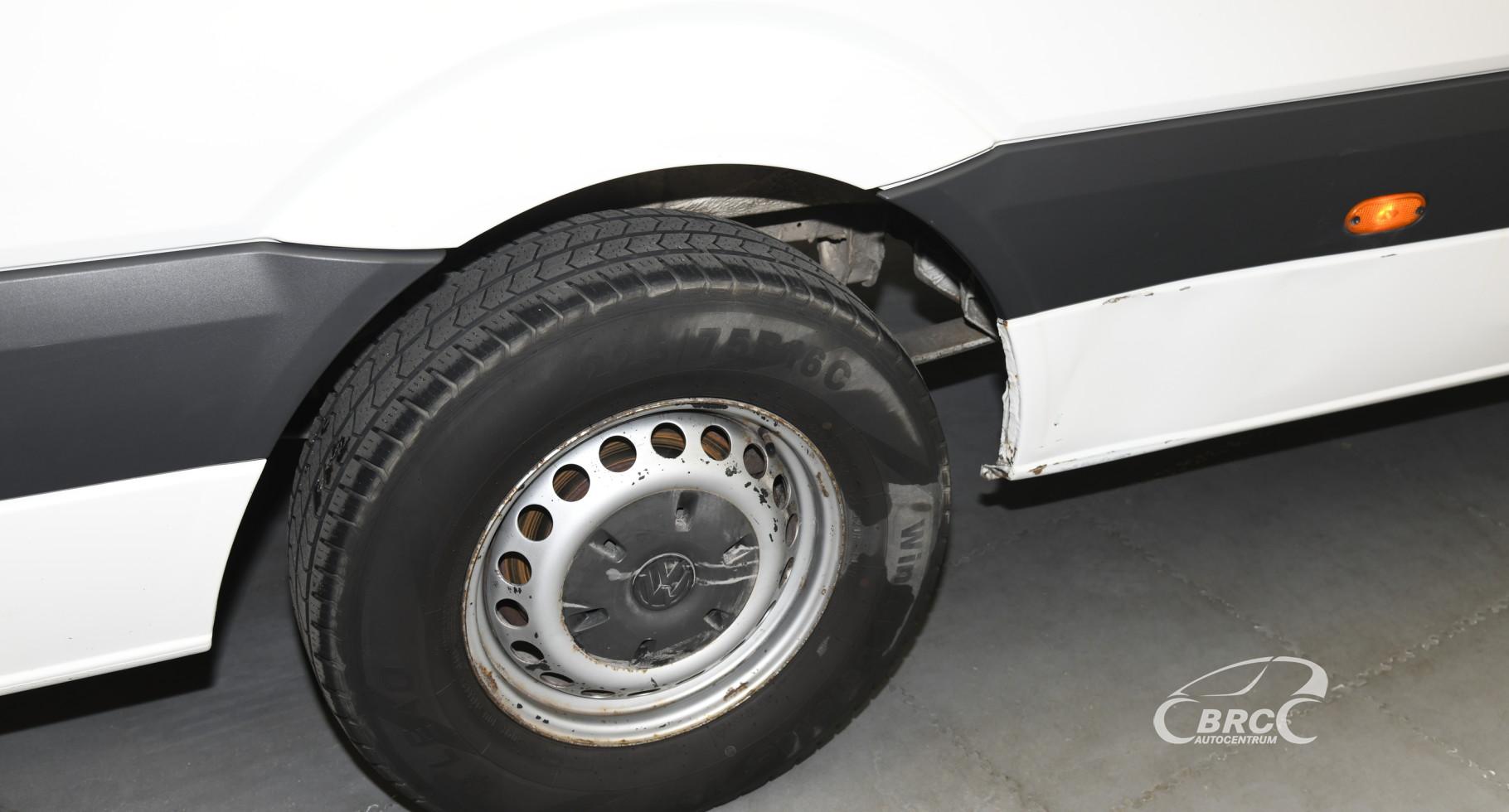 Volkswagen Crafter 2.0 TDI