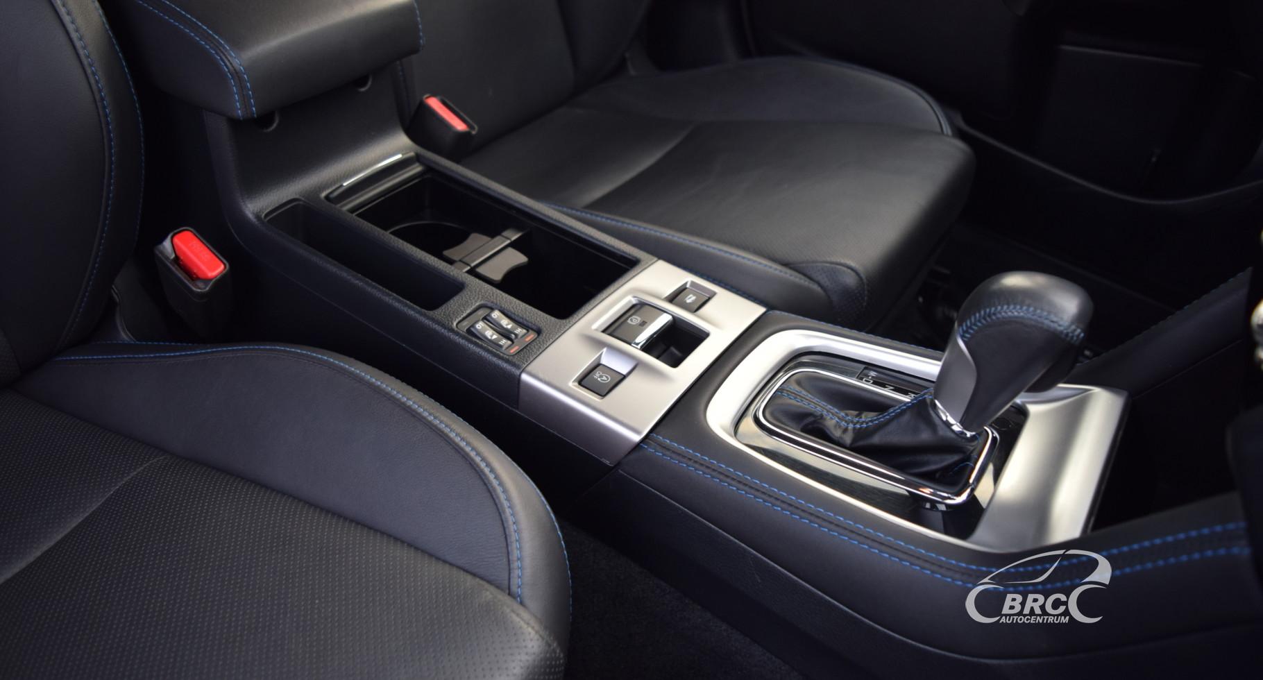 Subaru Levorg Symmetrical AWD A/T