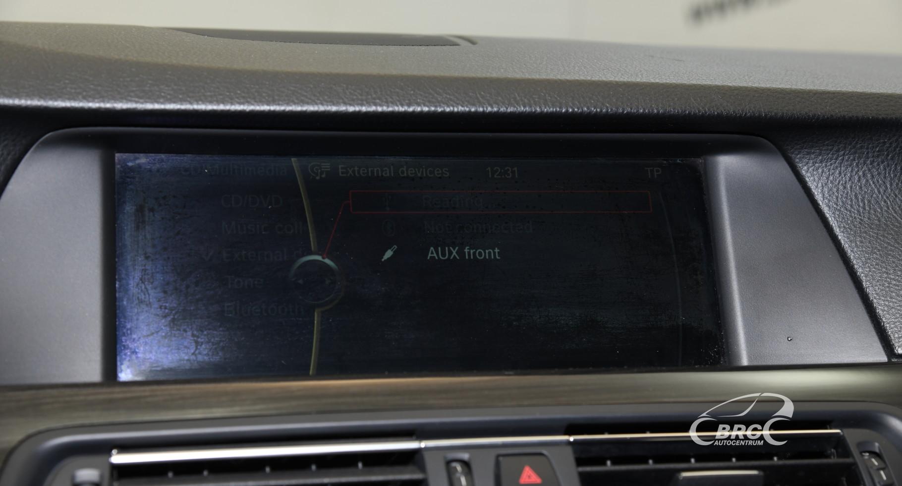 BMW 535 d Touring Automatas