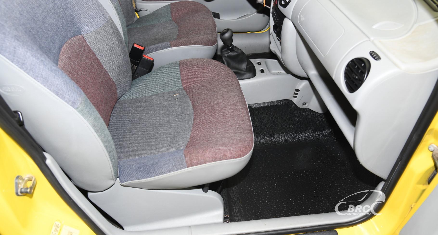 Renault Kangoo 1.9 dCi 4x4