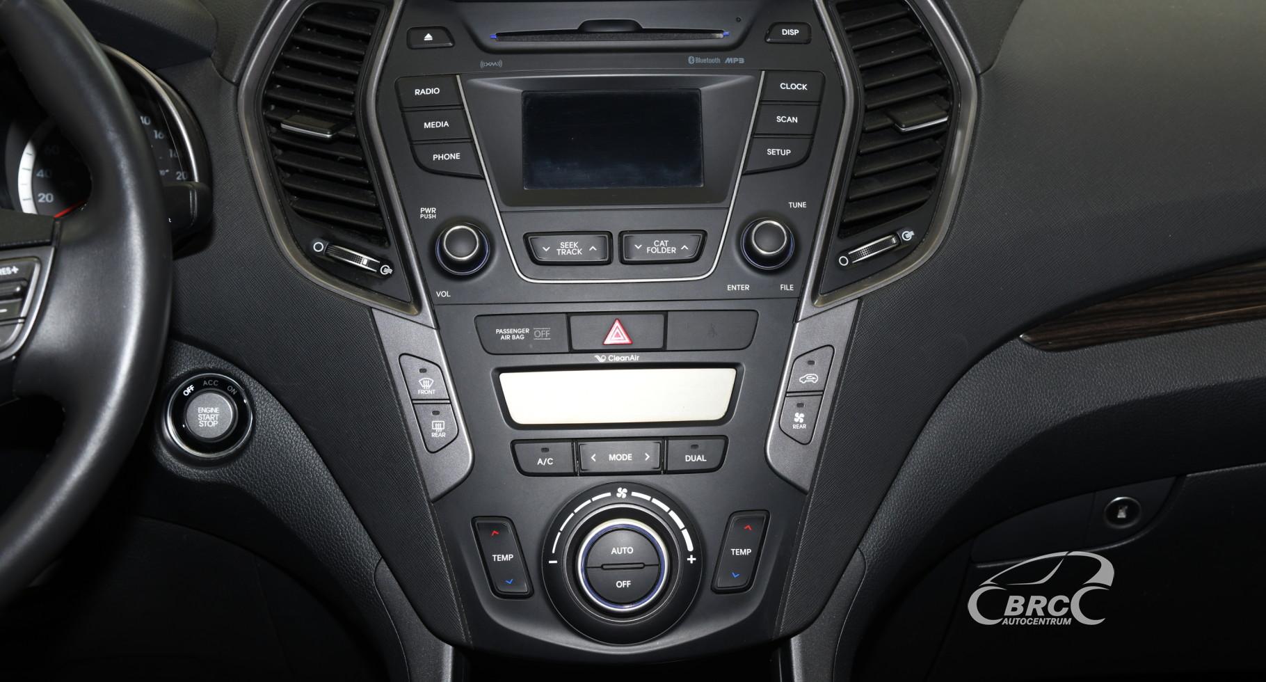 Hyundai Santa Fe 3.3 V6 GLS AWD Automatas