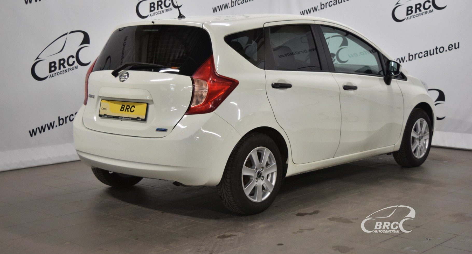 Nissan Note Pure drive