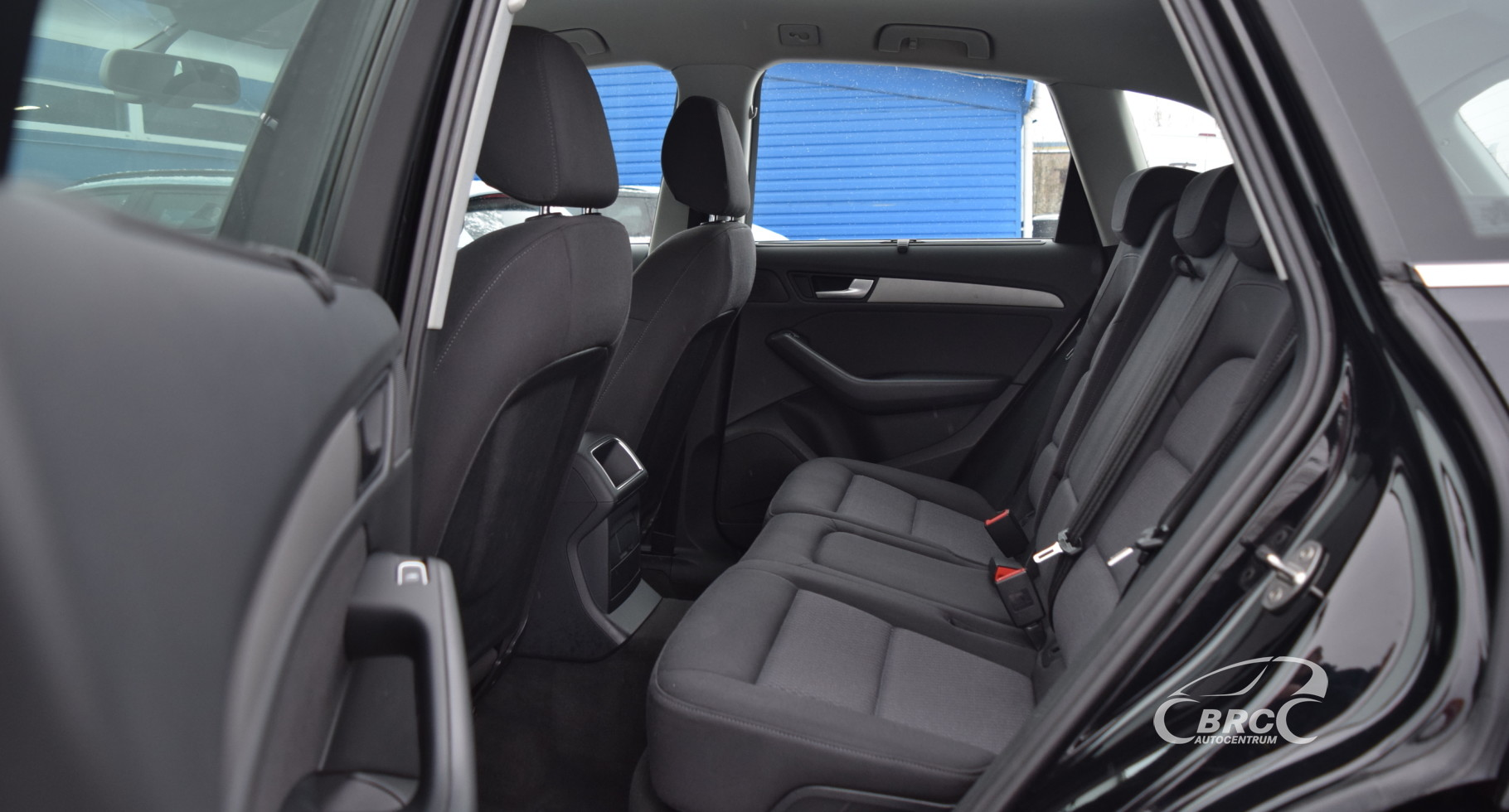 Audi Q5 TDi Quattro A/T