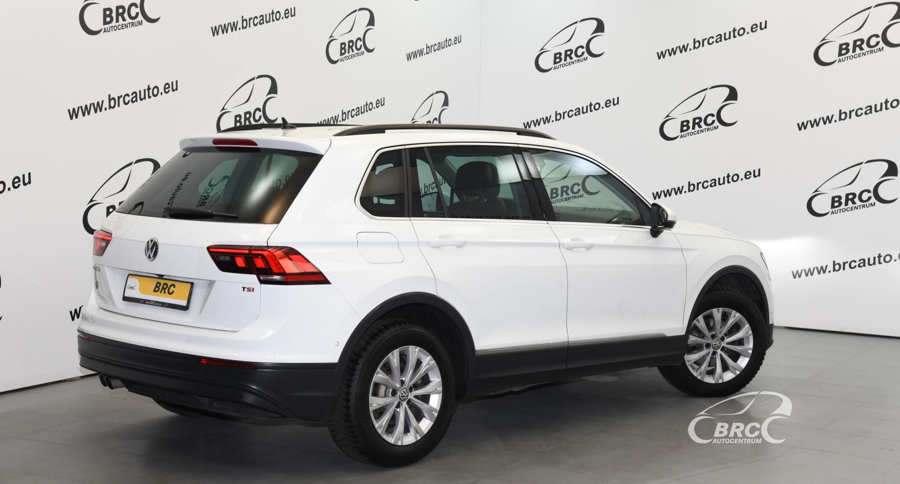 Volkswagen Tiguan 1.4TSI Comfortline Bluemotion DSG Automatas